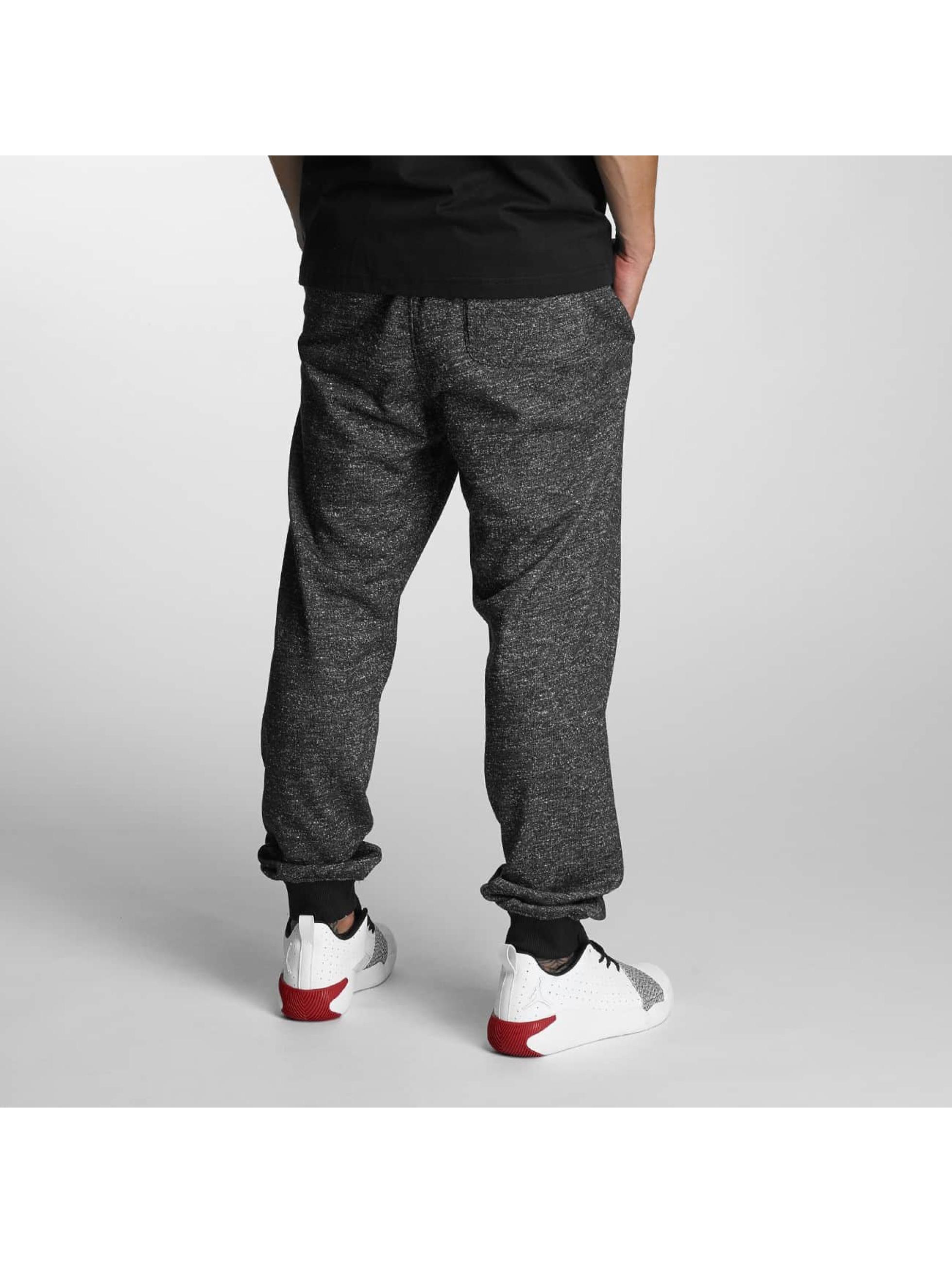 Southpole Pantalón deportivo Trapaholic negro