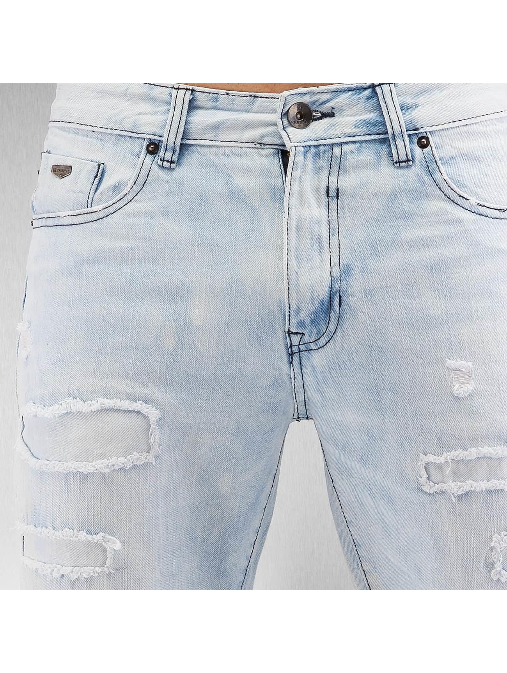 Southpole Slim Fit Kot Ripped Slim mavi