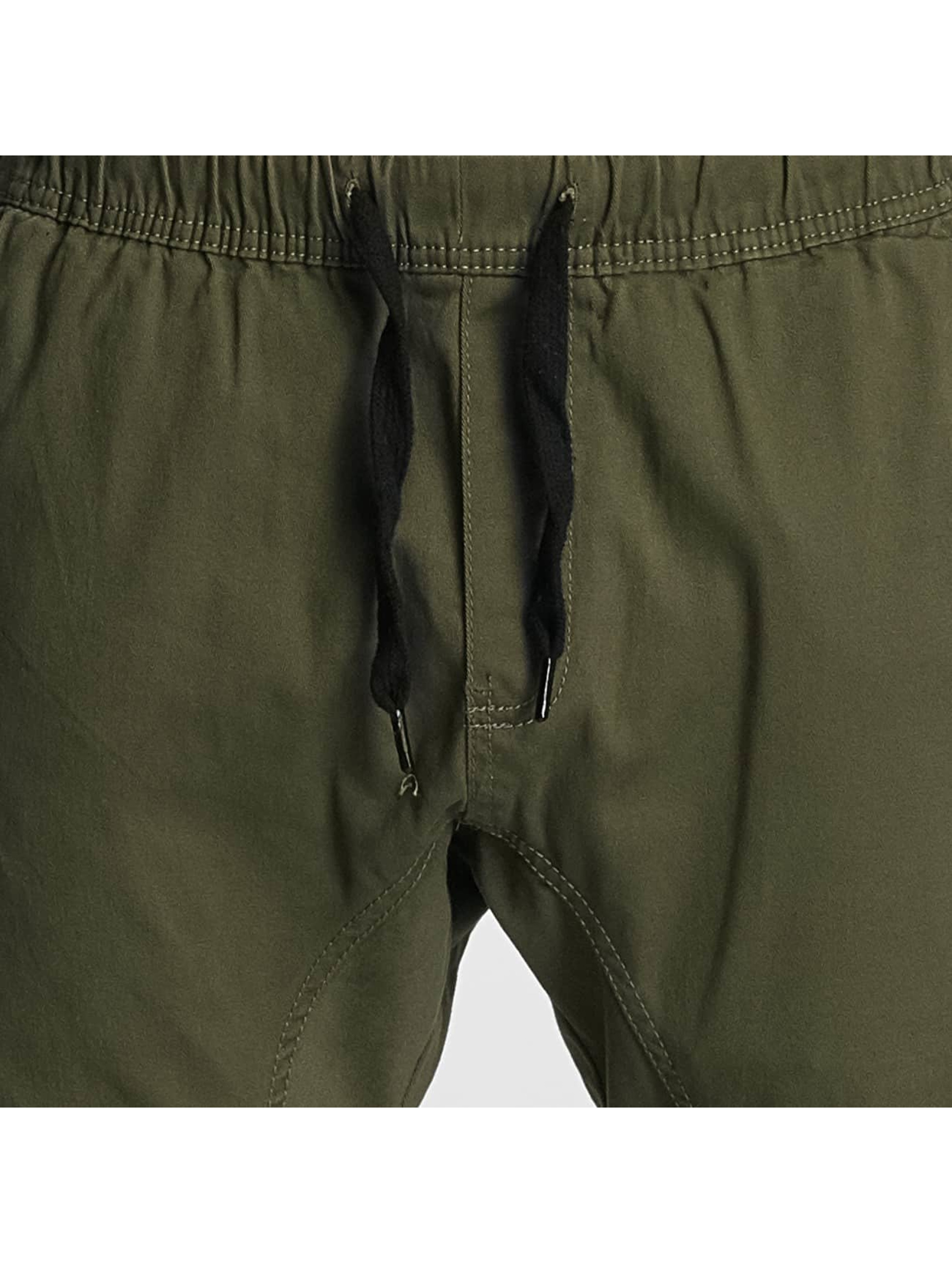 Southpole Spodnie wizytowe Munchkin oliwkowy