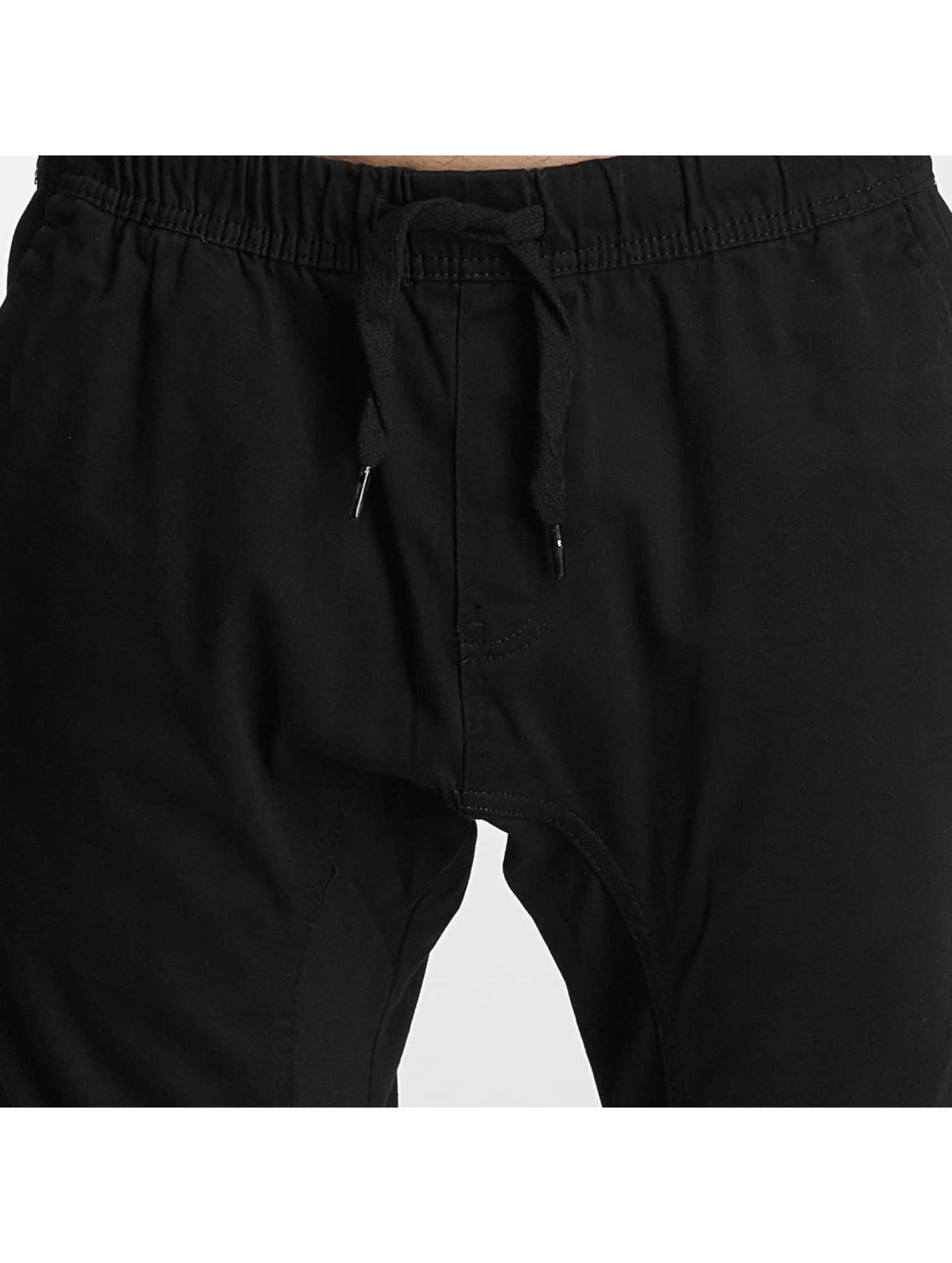 Southpole Stoffbukser Munchkin svart