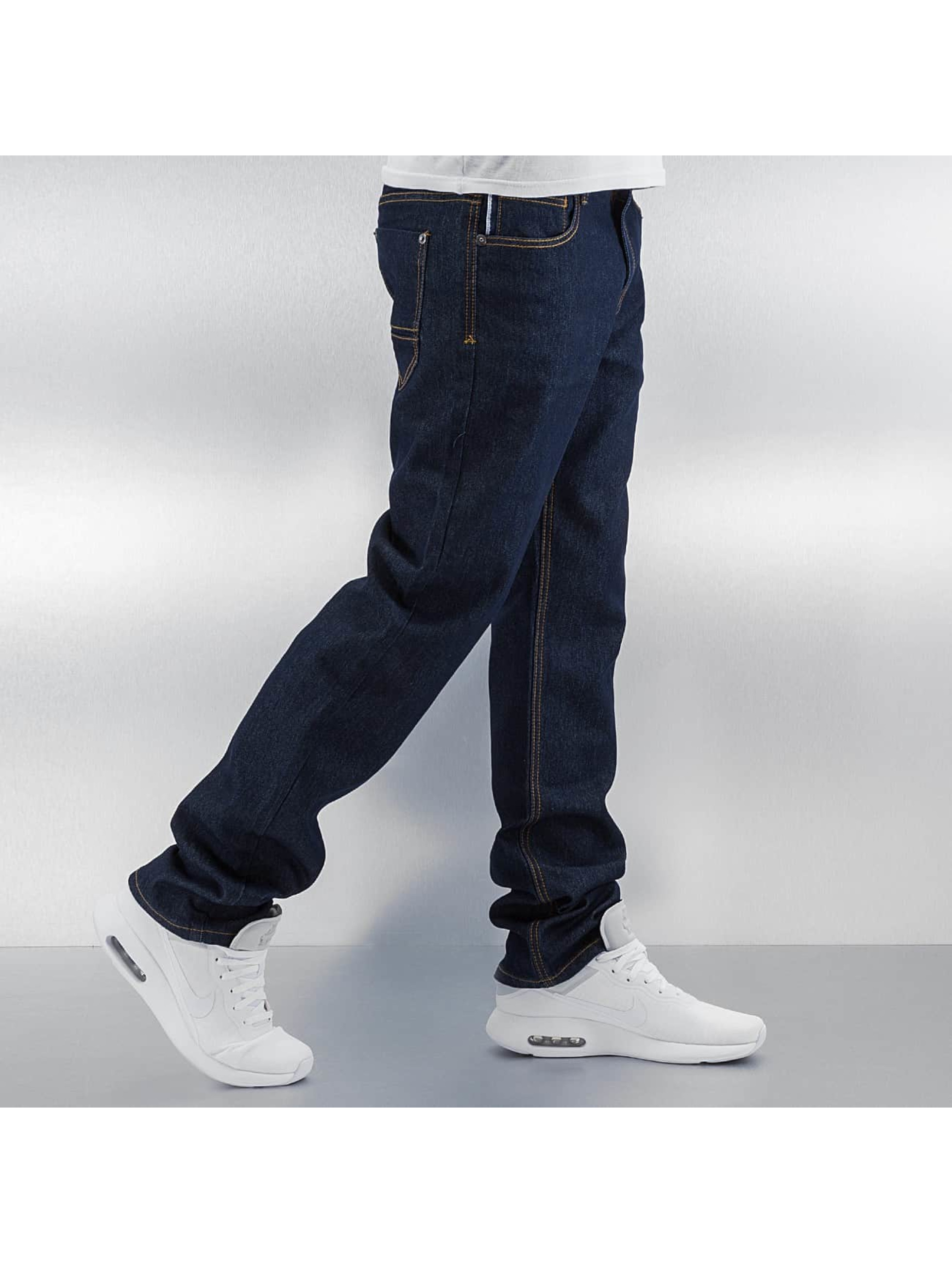 Southpole Straight Fit Jeans Vernon indigo