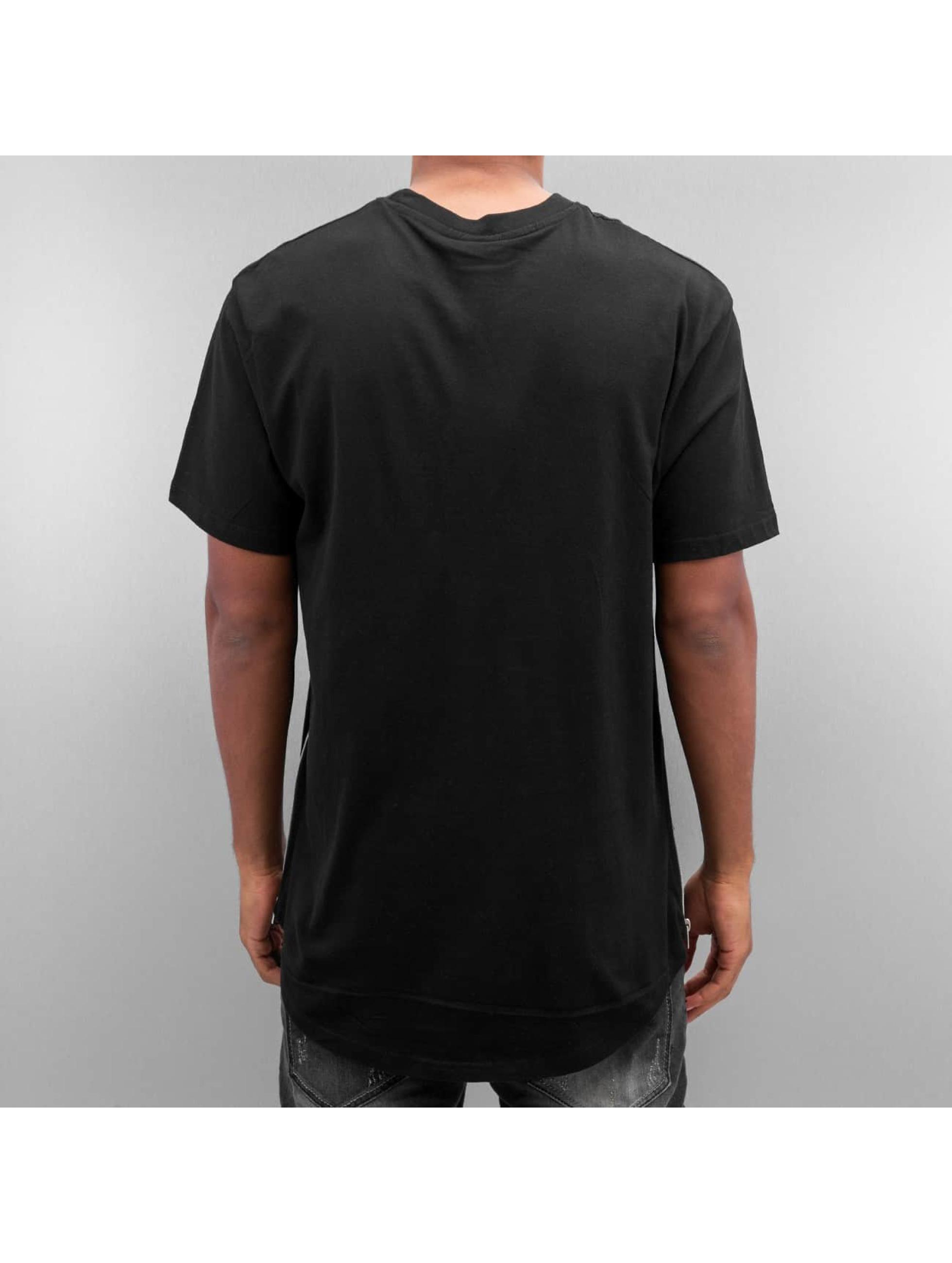 Southpole T-skjorter Orson svart