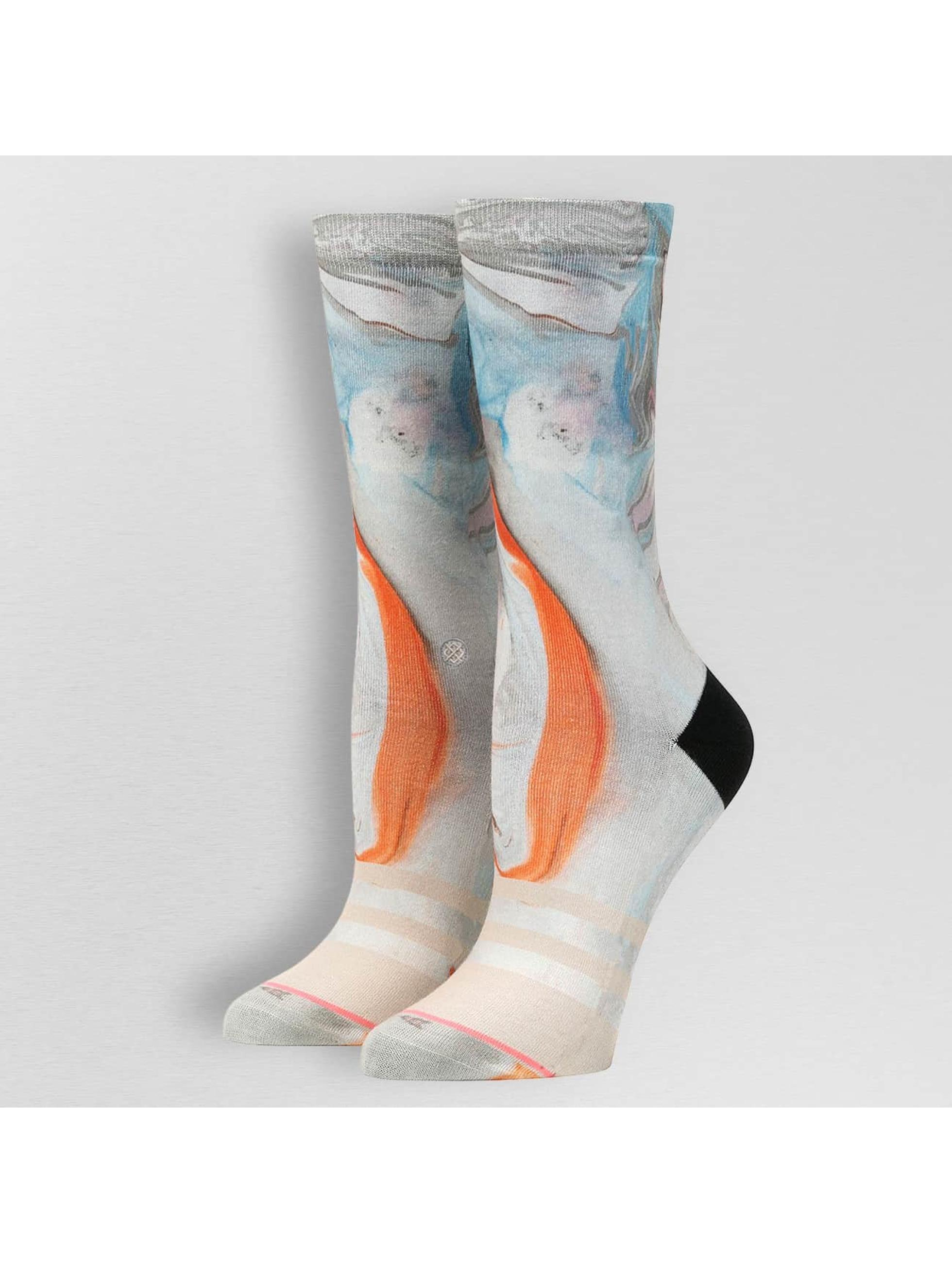 Stance Ponožky Morning Marble šedá