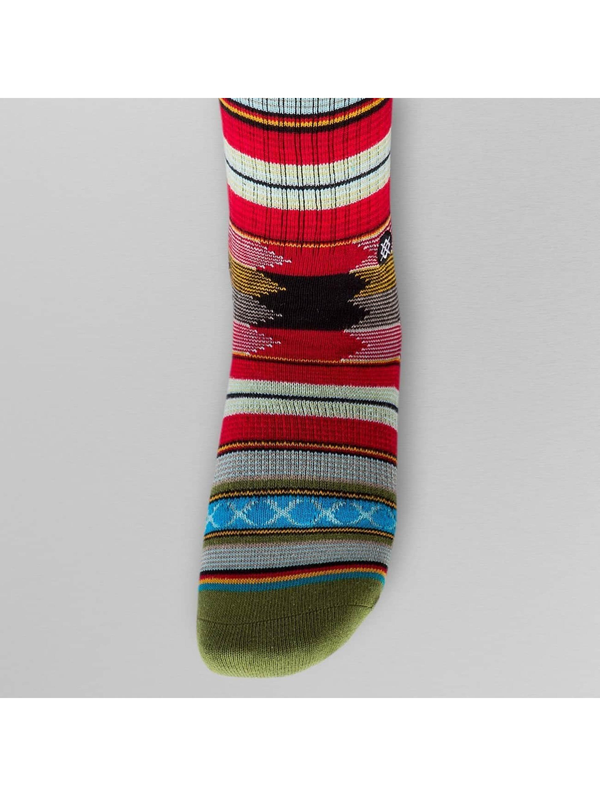 Stance Socken Blue Guadalupe schwarz
