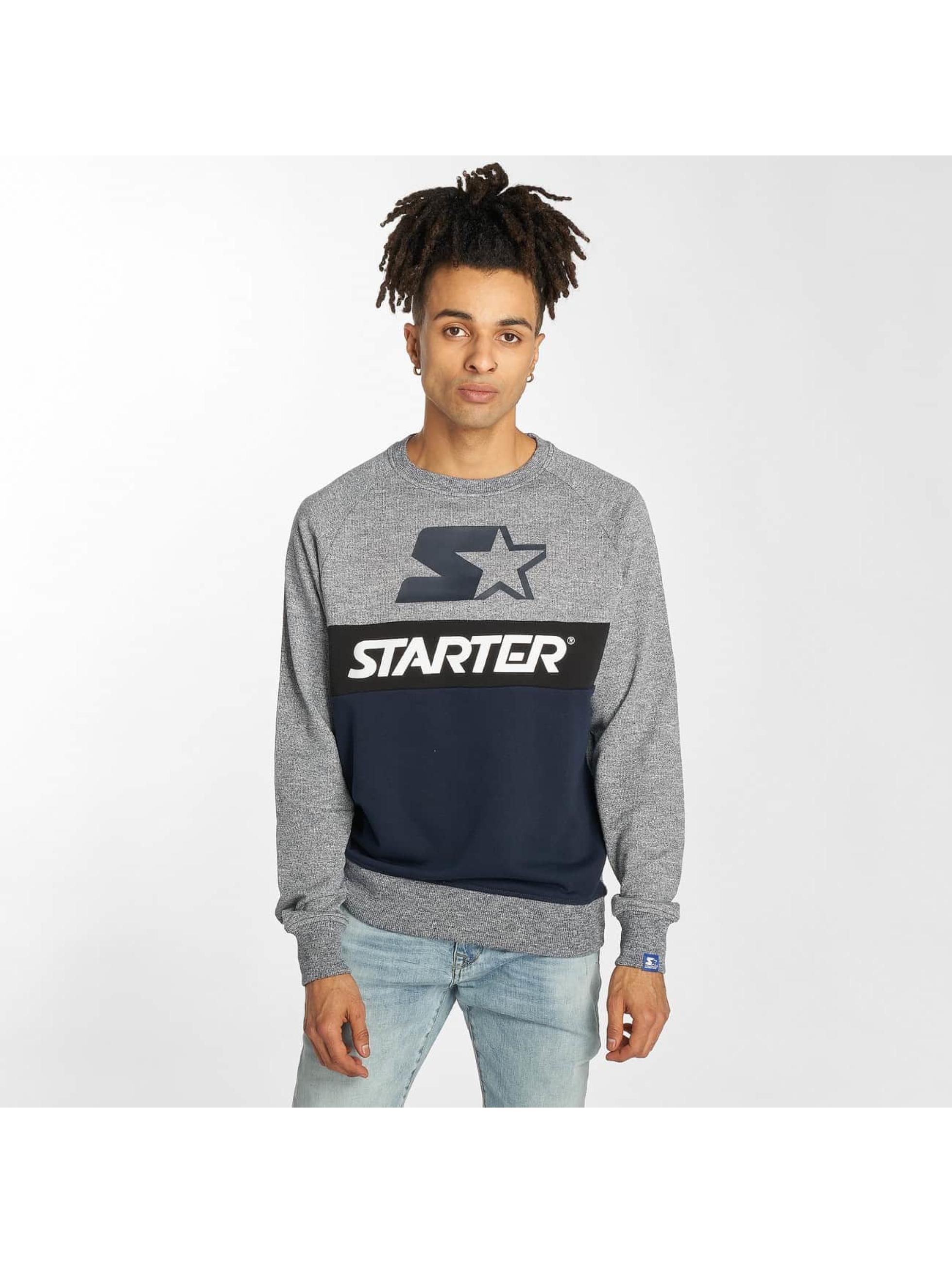 Starter Swetry Jeter niebieski