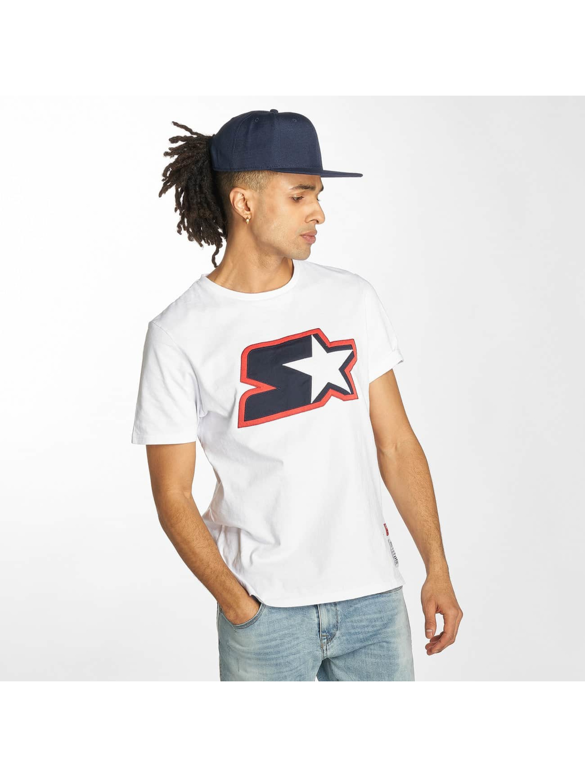 Starter T-Shirt Carson blanc