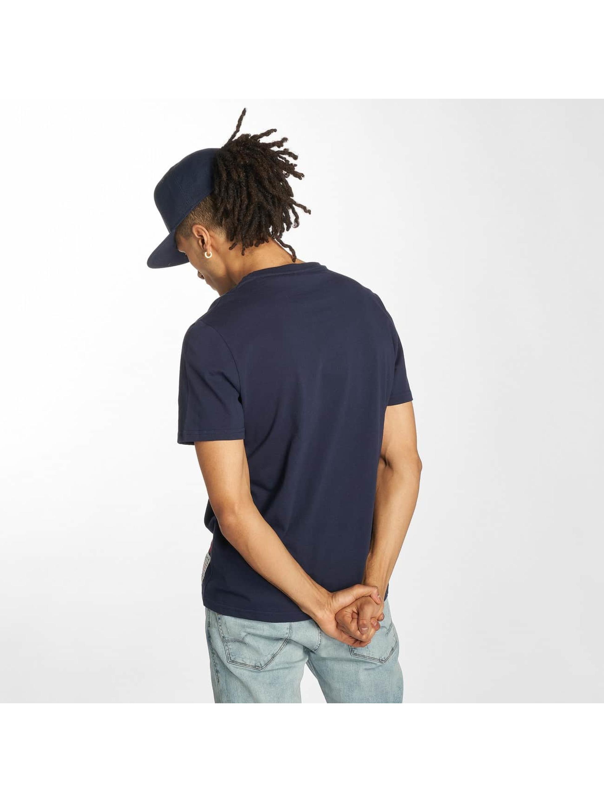 Starter T-Shirt Carson bleu
