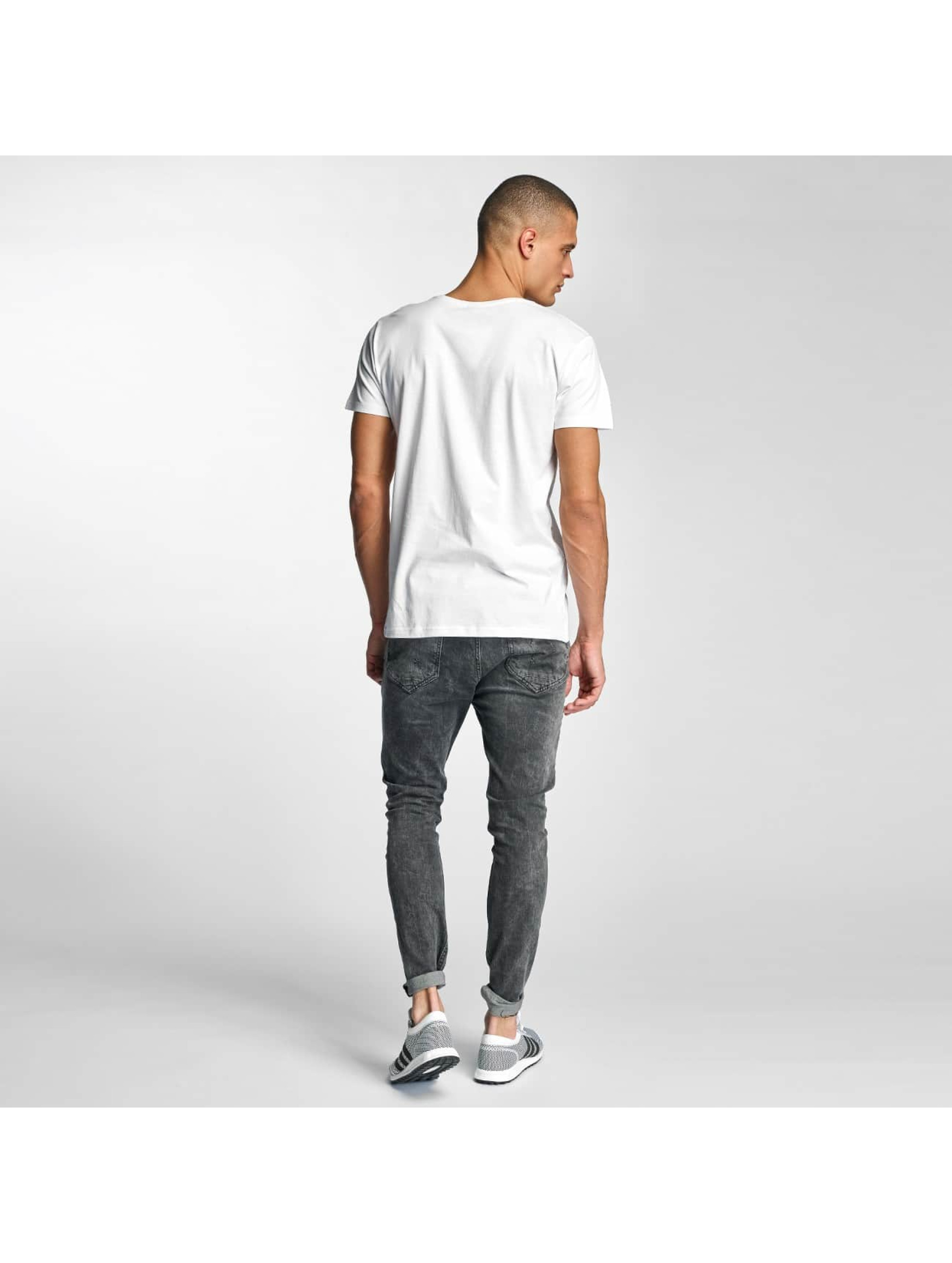 Stitch & Soul Camiseta Hang Aroun blanco