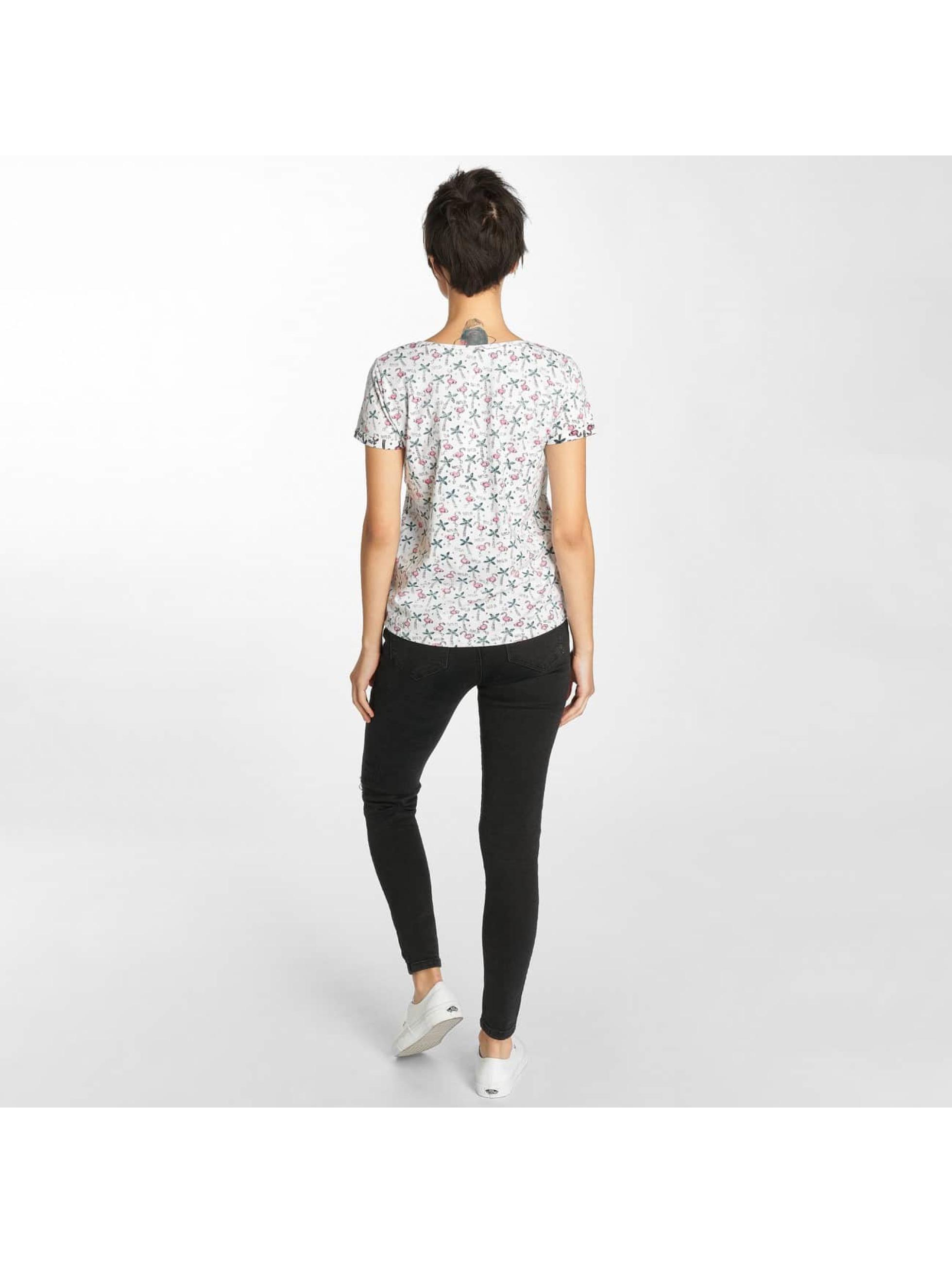 Stitch & Soul T-Shirt Aloha blanc