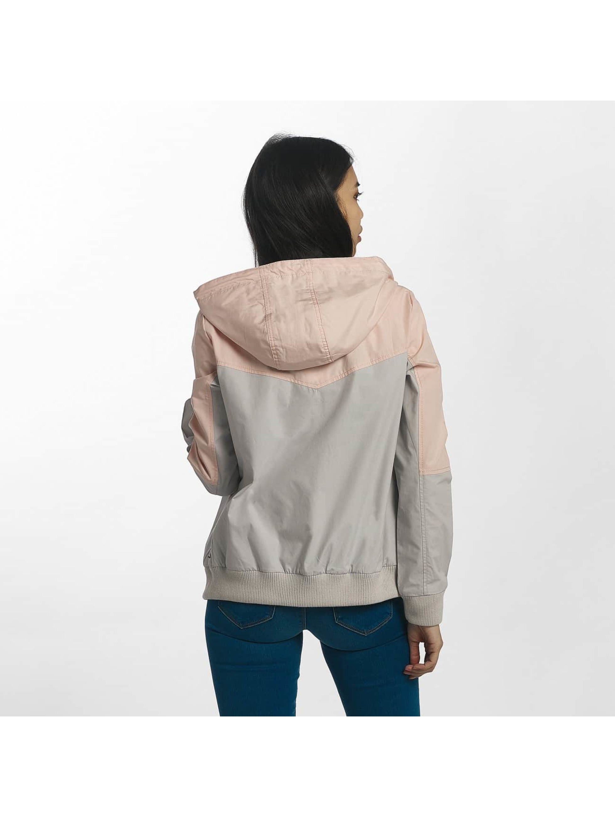 Sublevel Демисезонная куртка Makkara серый