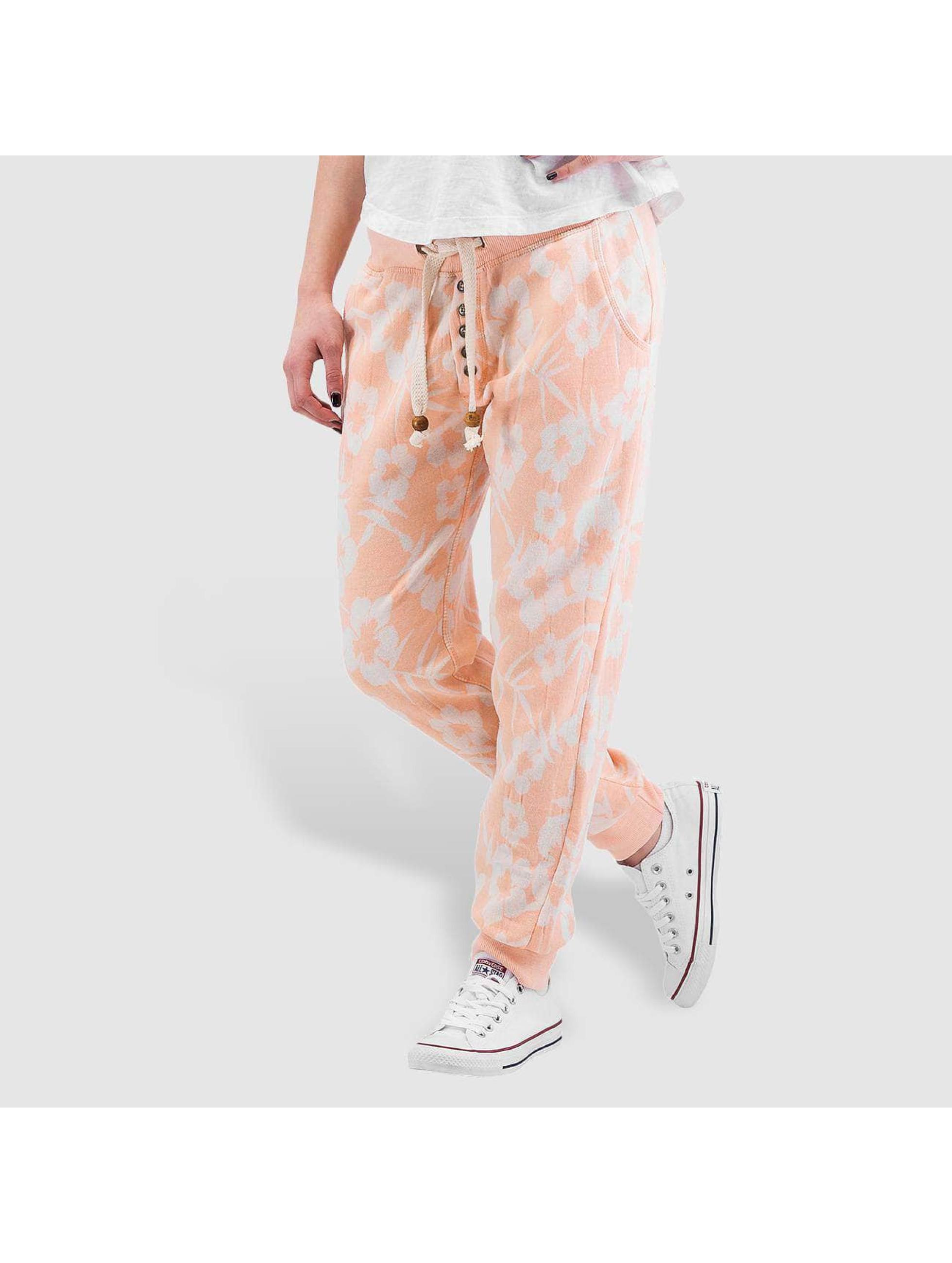 Sublevel Спортивные брюки Flowers оранжевый