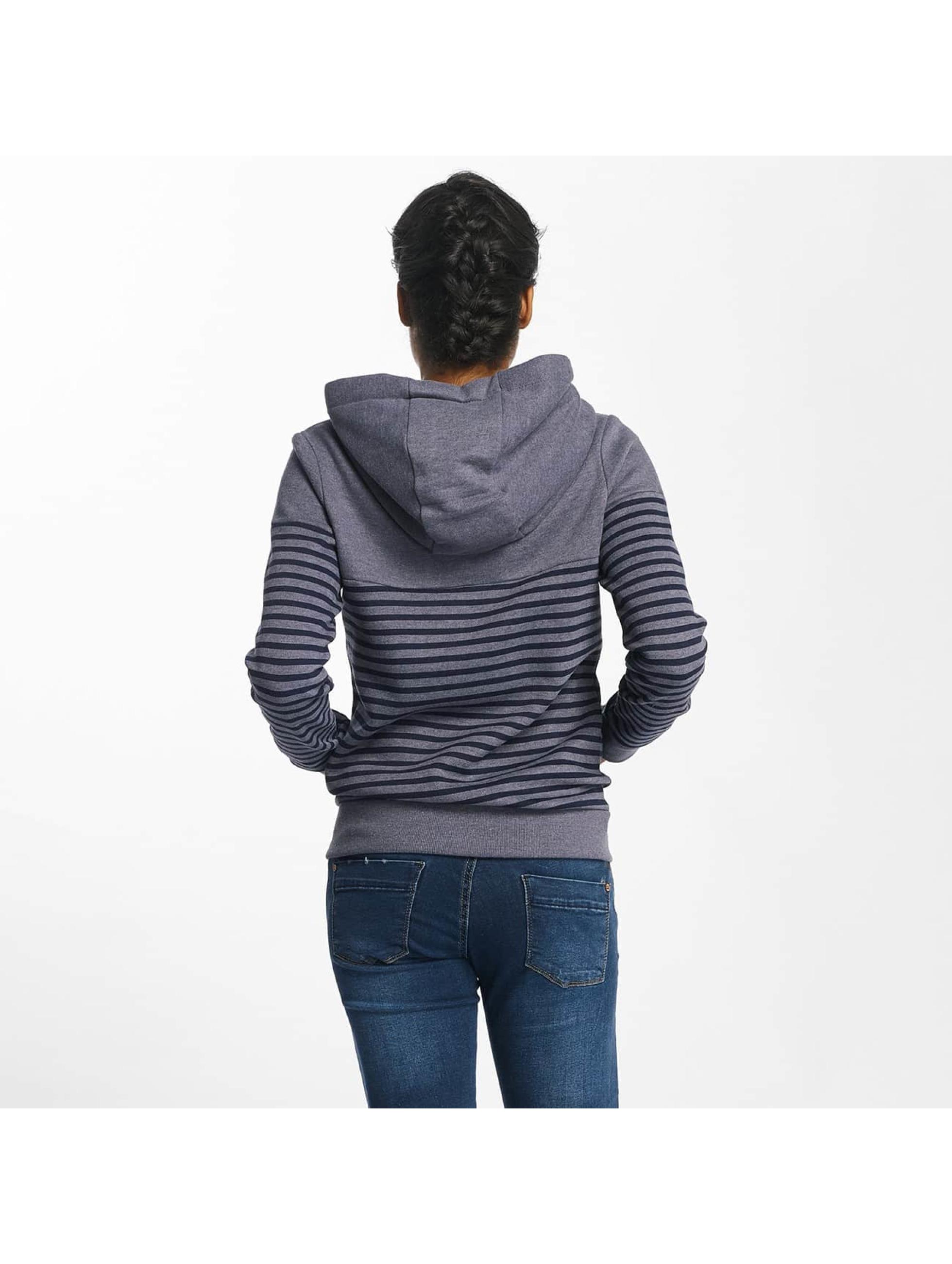 Sublevel Bluzy z kapturem Kapua niebieski