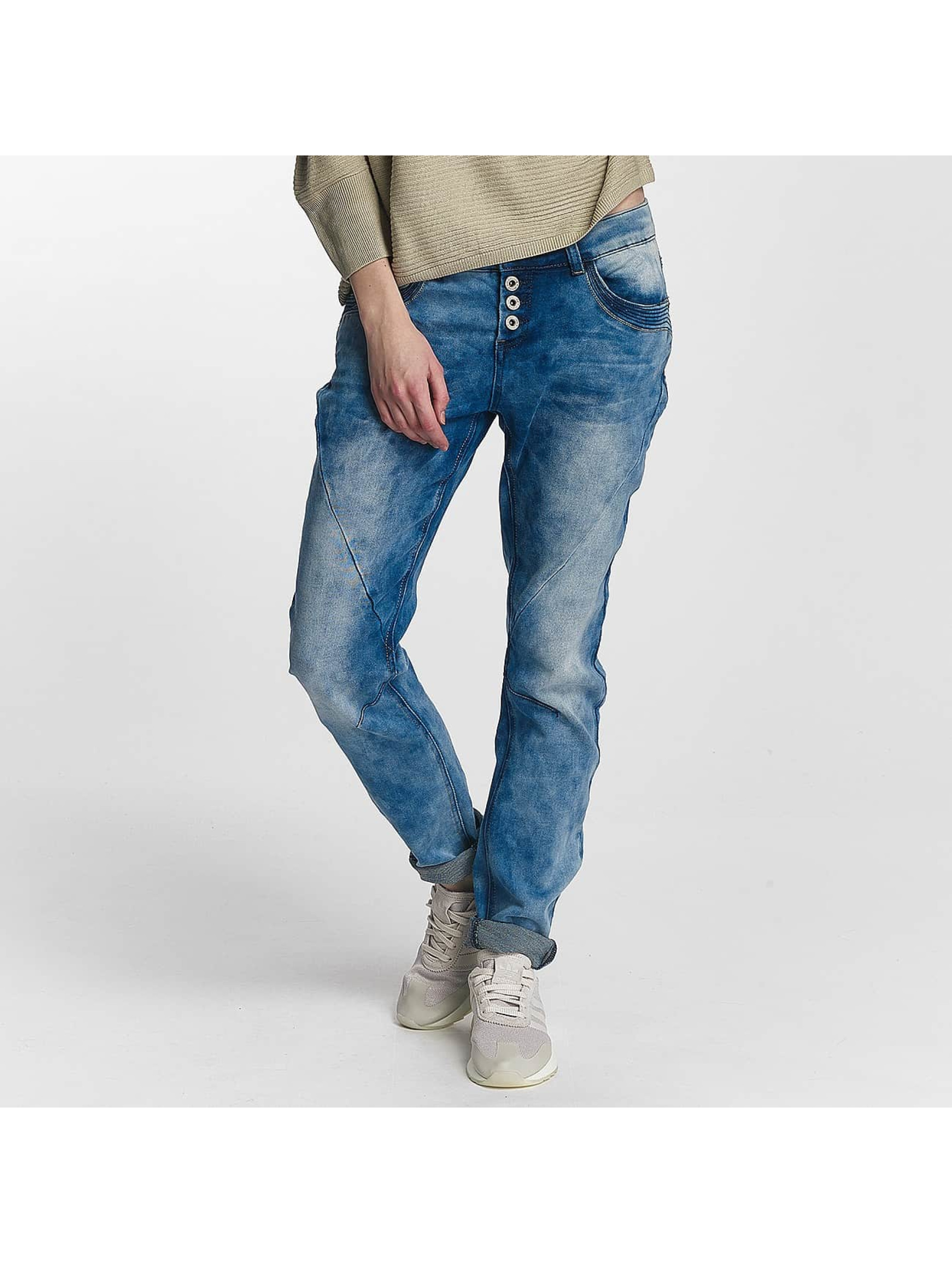 Sublevel Boyfriend jeans Jogg blå