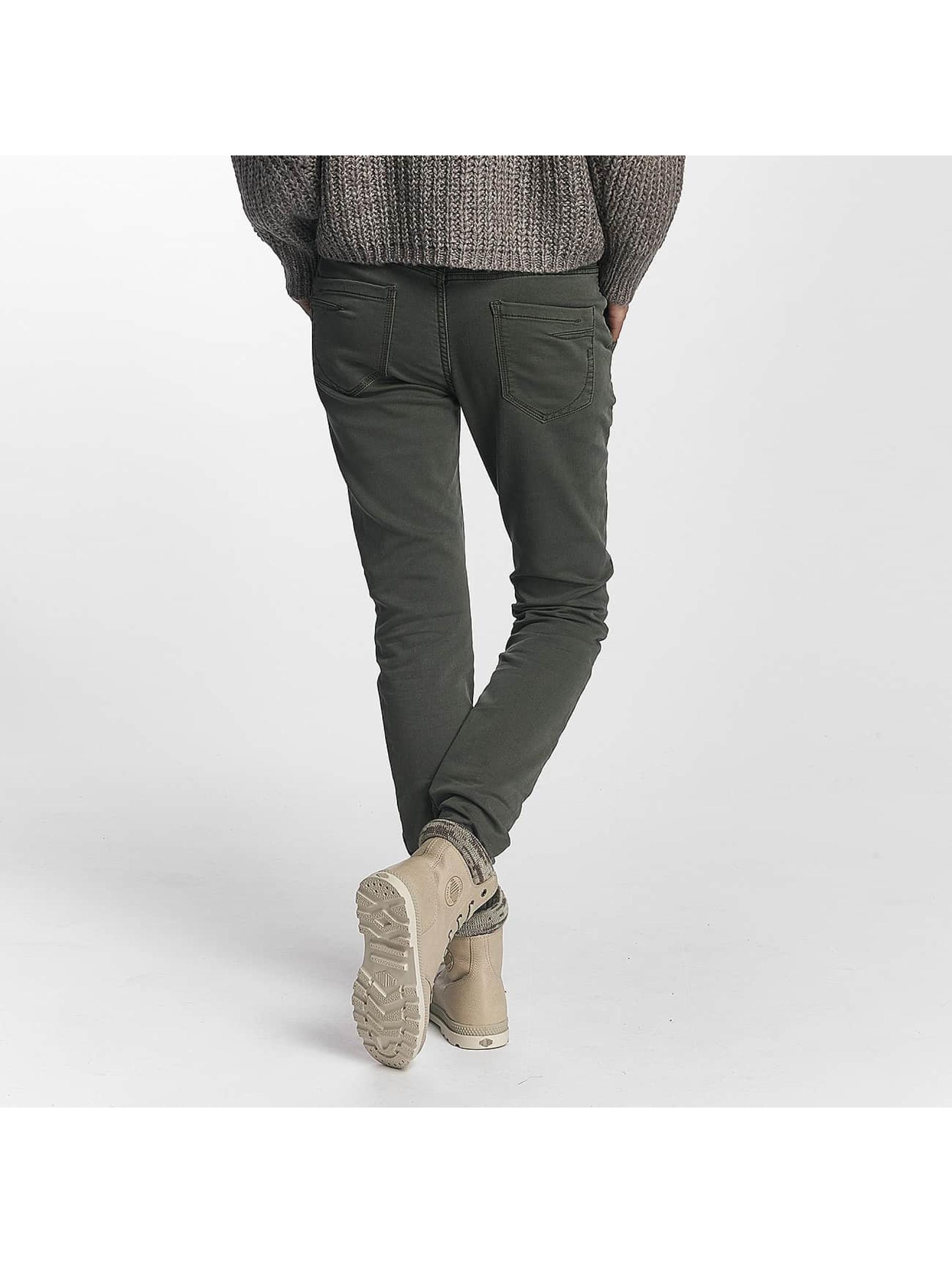 Sublevel Boyfriend jeans Jogg grön