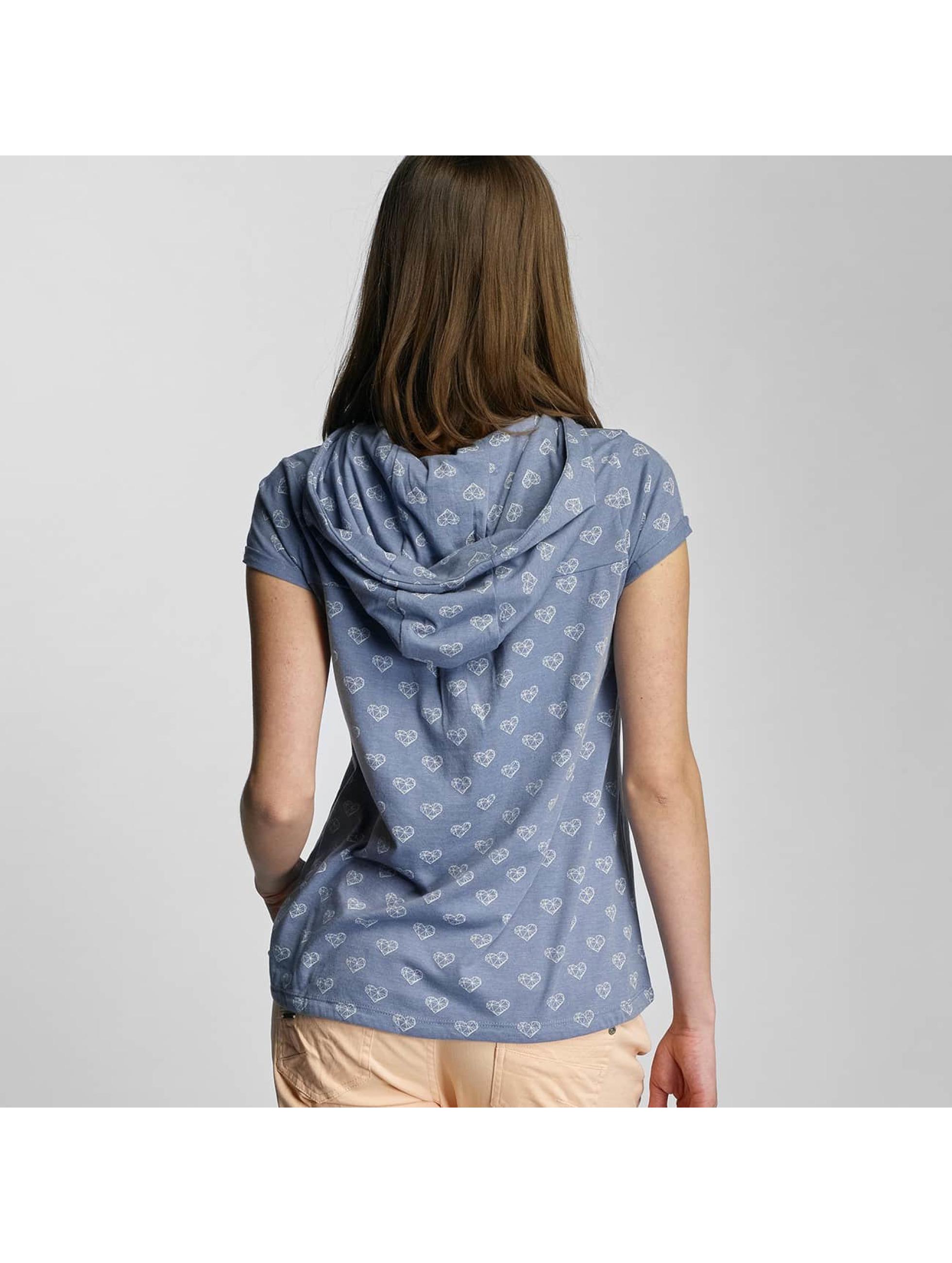 Sublevel Camiseta Hearts azul