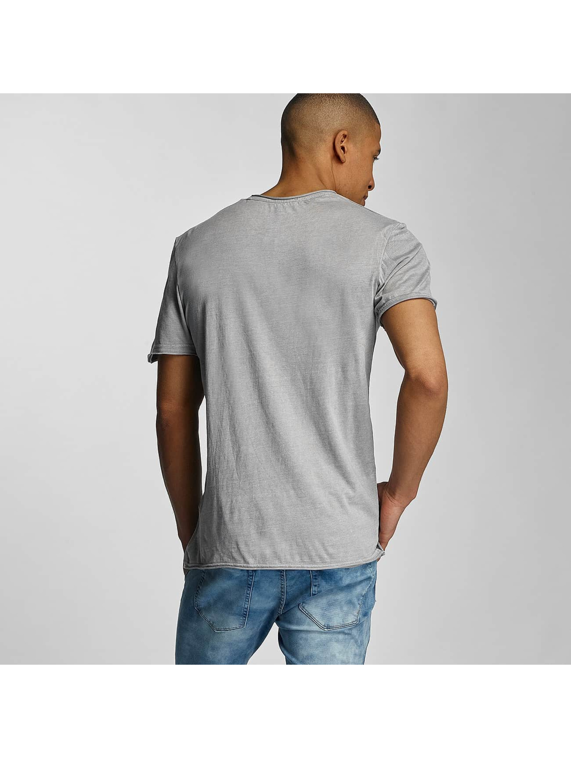 Sublevel Camiseta Live Your Life gris
