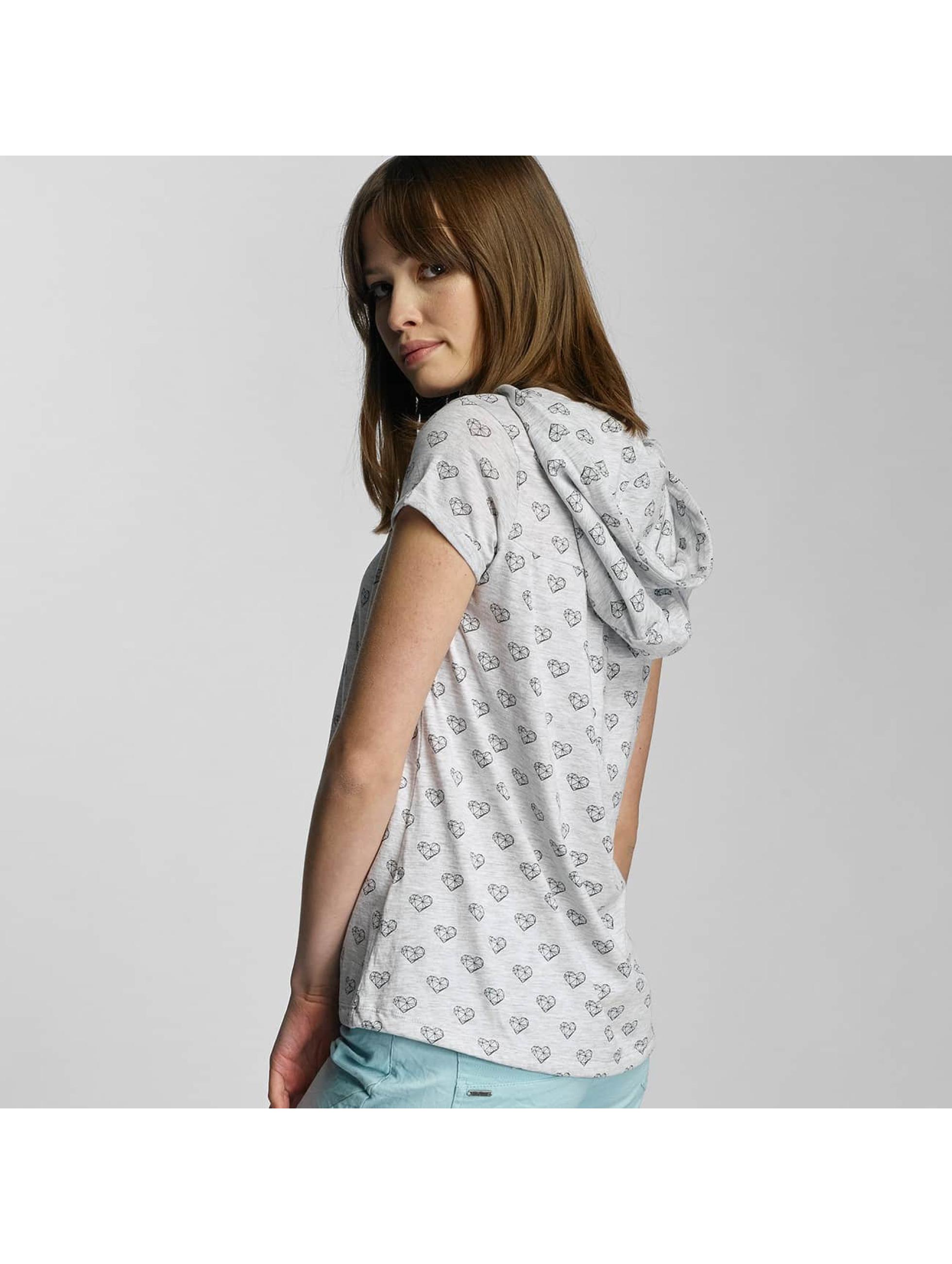 Sublevel Camiseta Hearts gris
