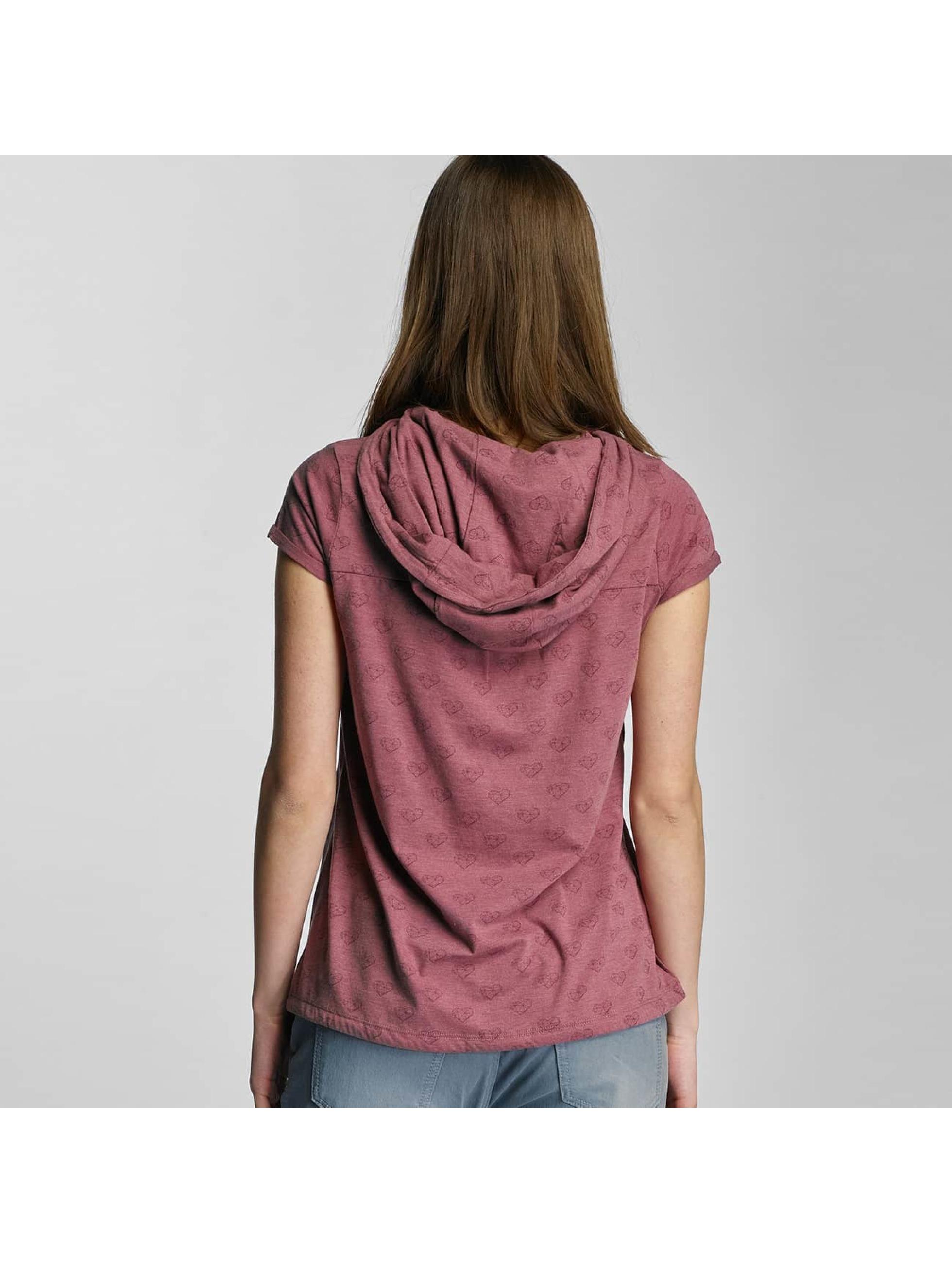 Sublevel Camiseta Hearts rosa