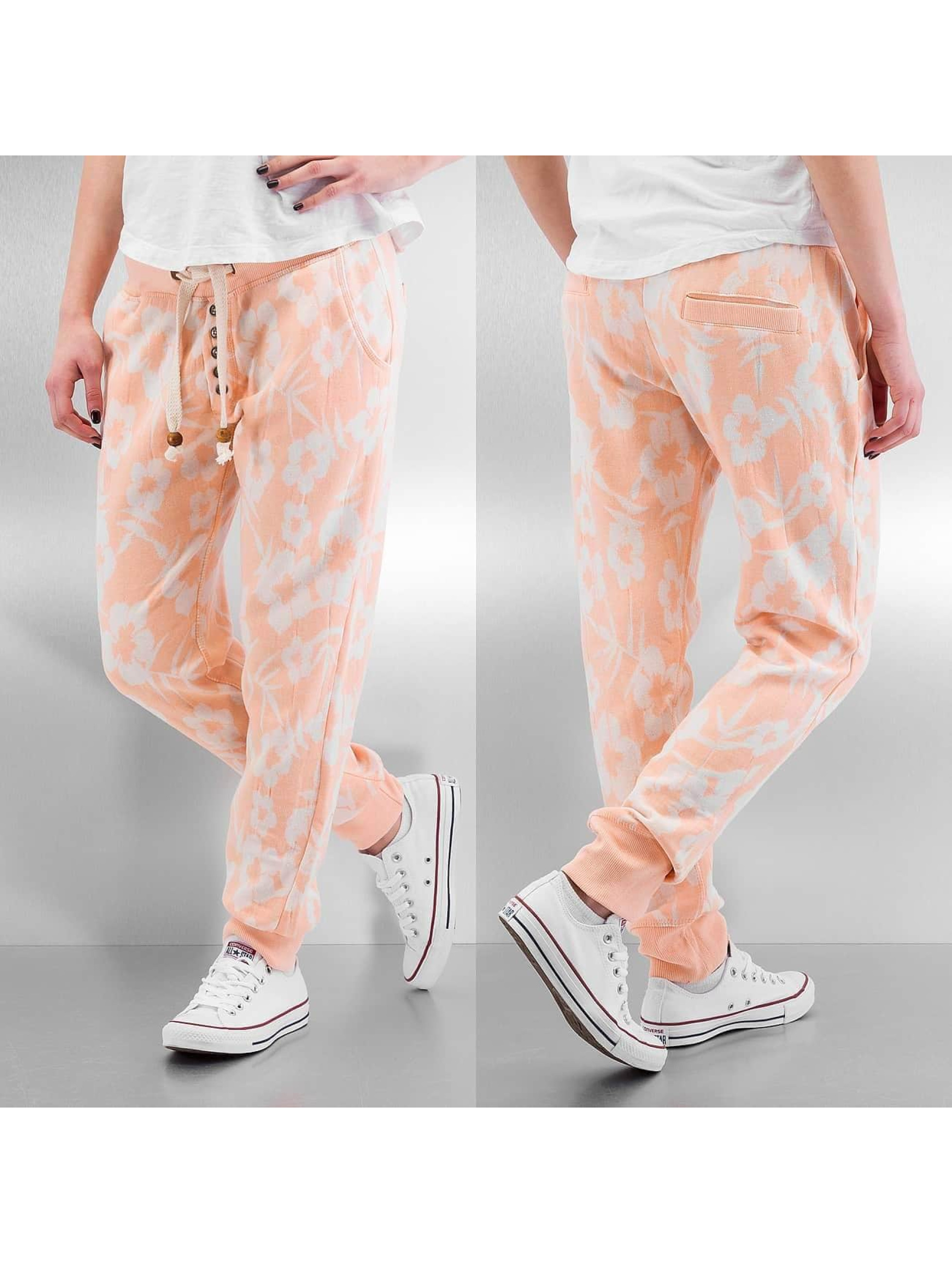 Sublevel Jogging Flowers orange