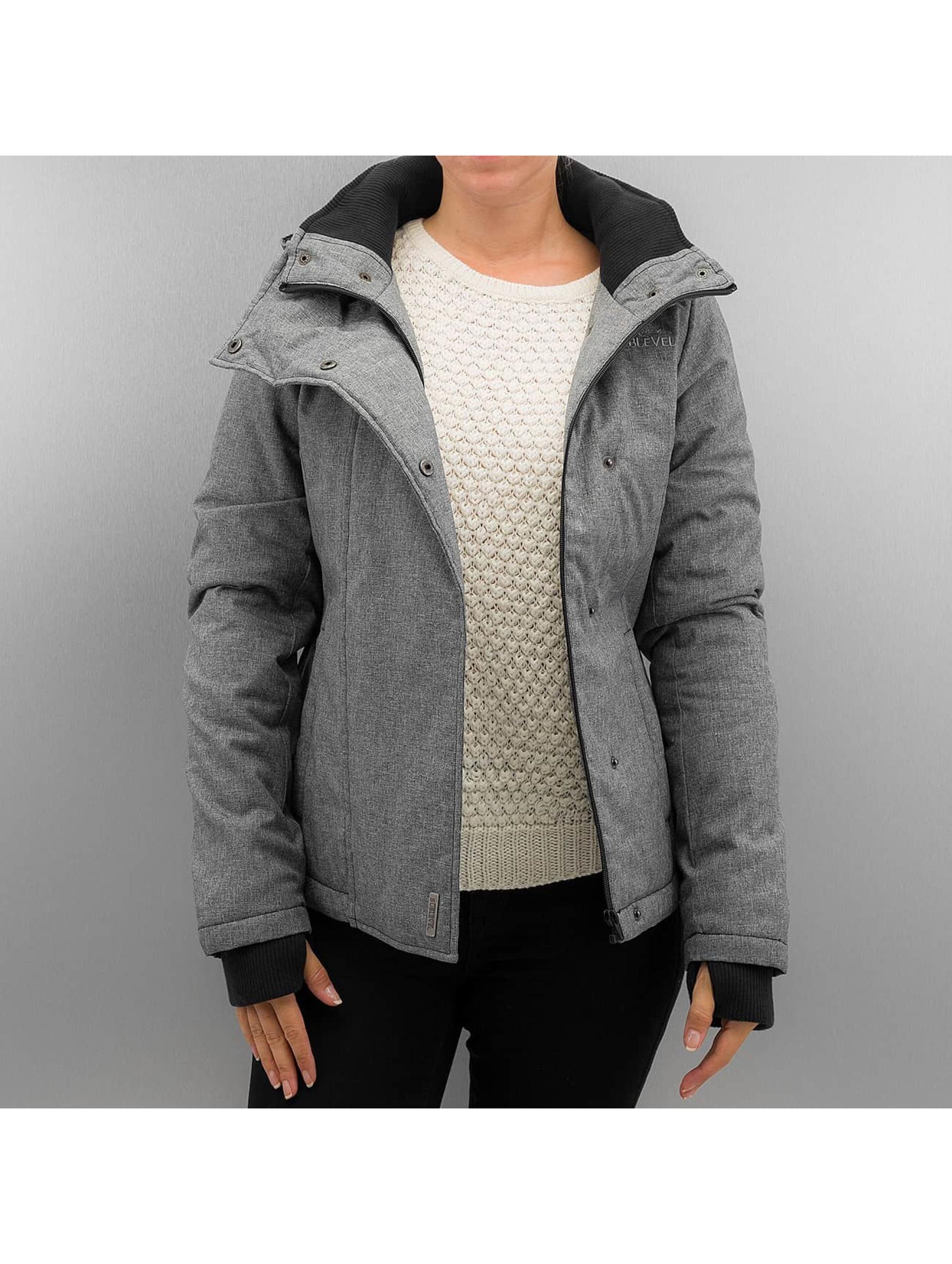 Sublevel Manteau hiver Pamira gris