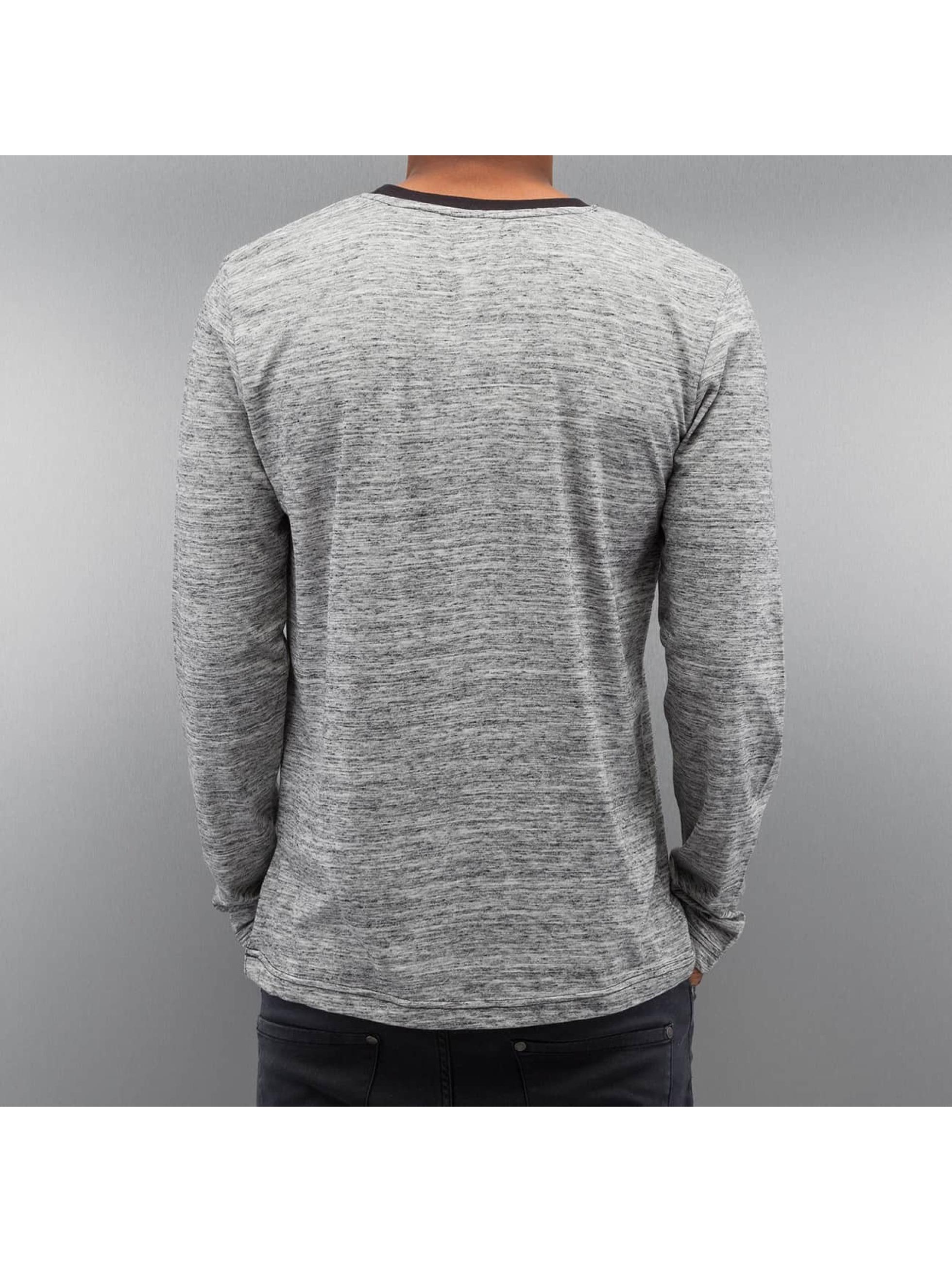Sublevel Pitkähihaiset paidat Tom musta