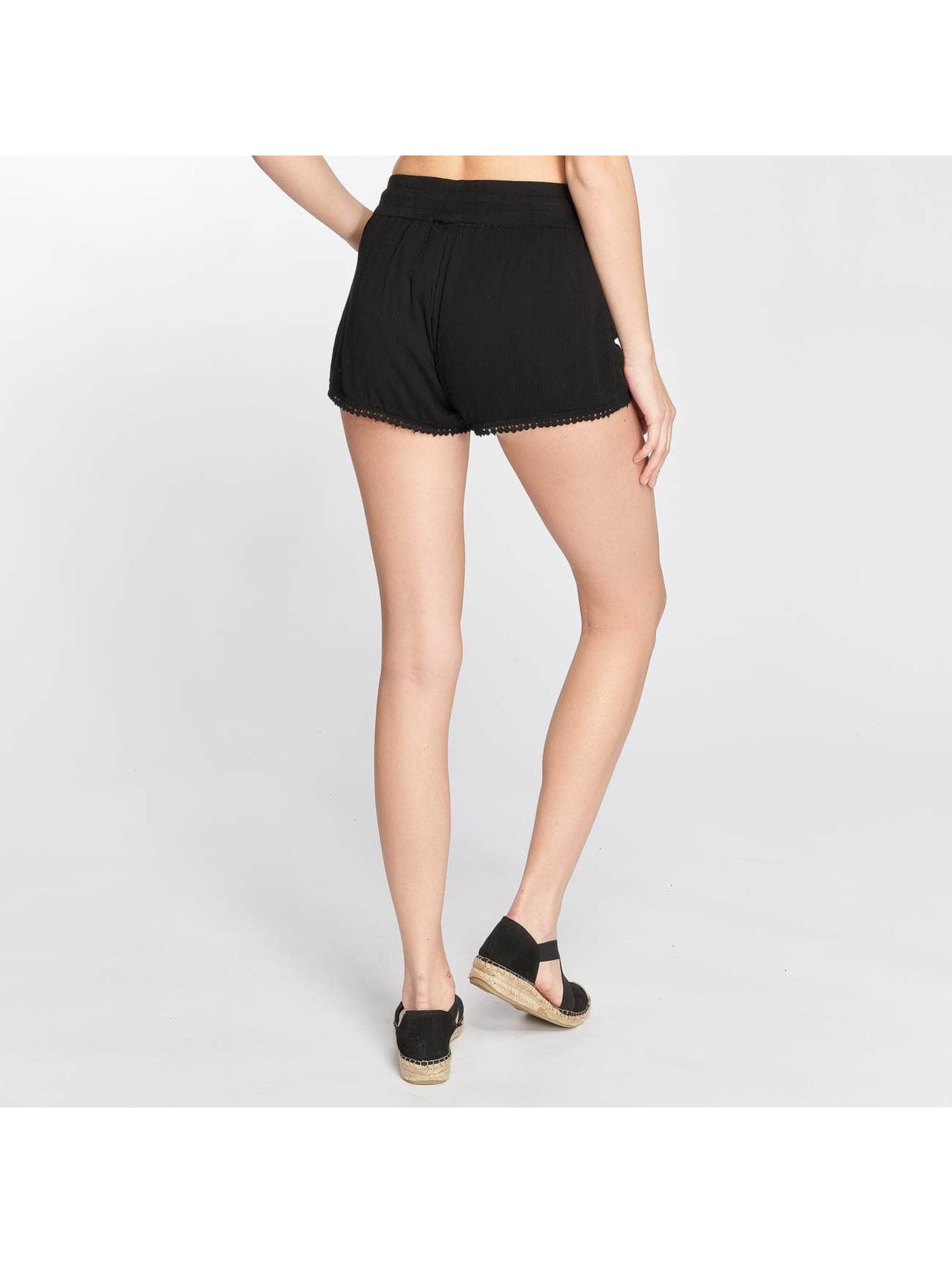 Sublevel Short Lace noir