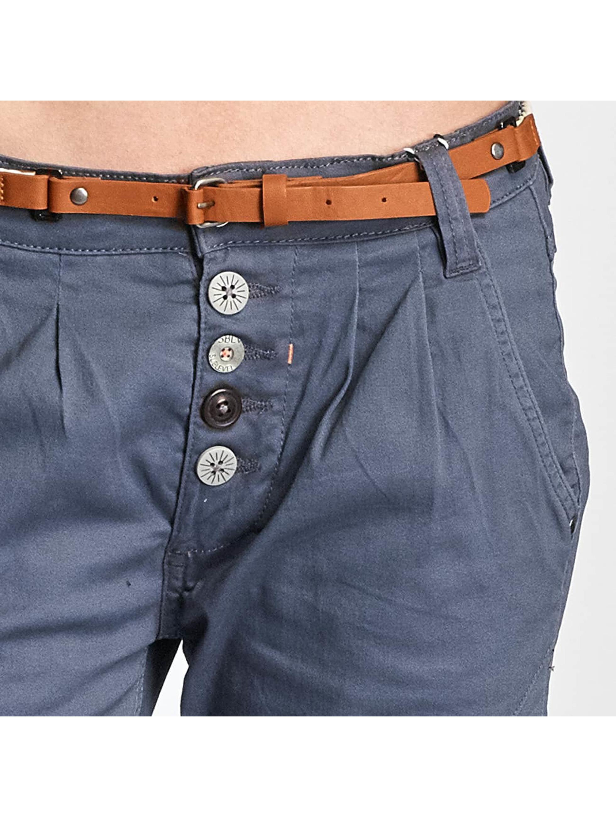 Sublevel Shorts Mabra blau