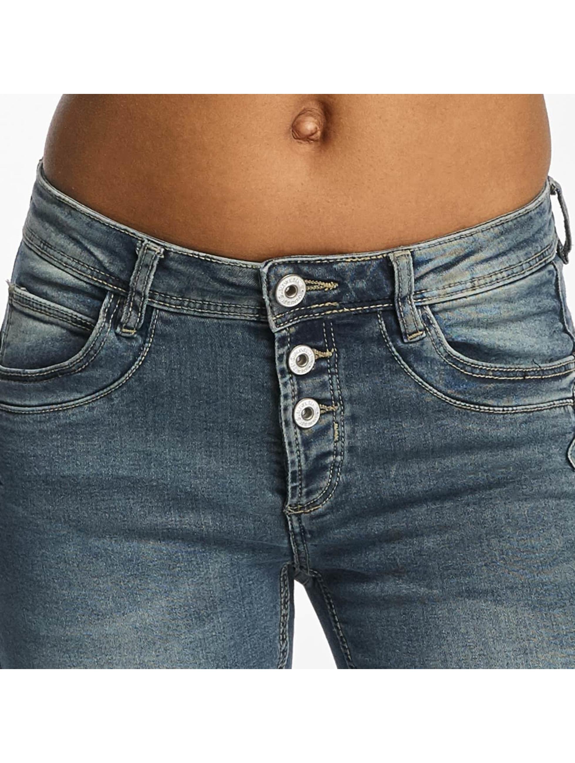 Sublevel Skinny Jeans Kiana blau
