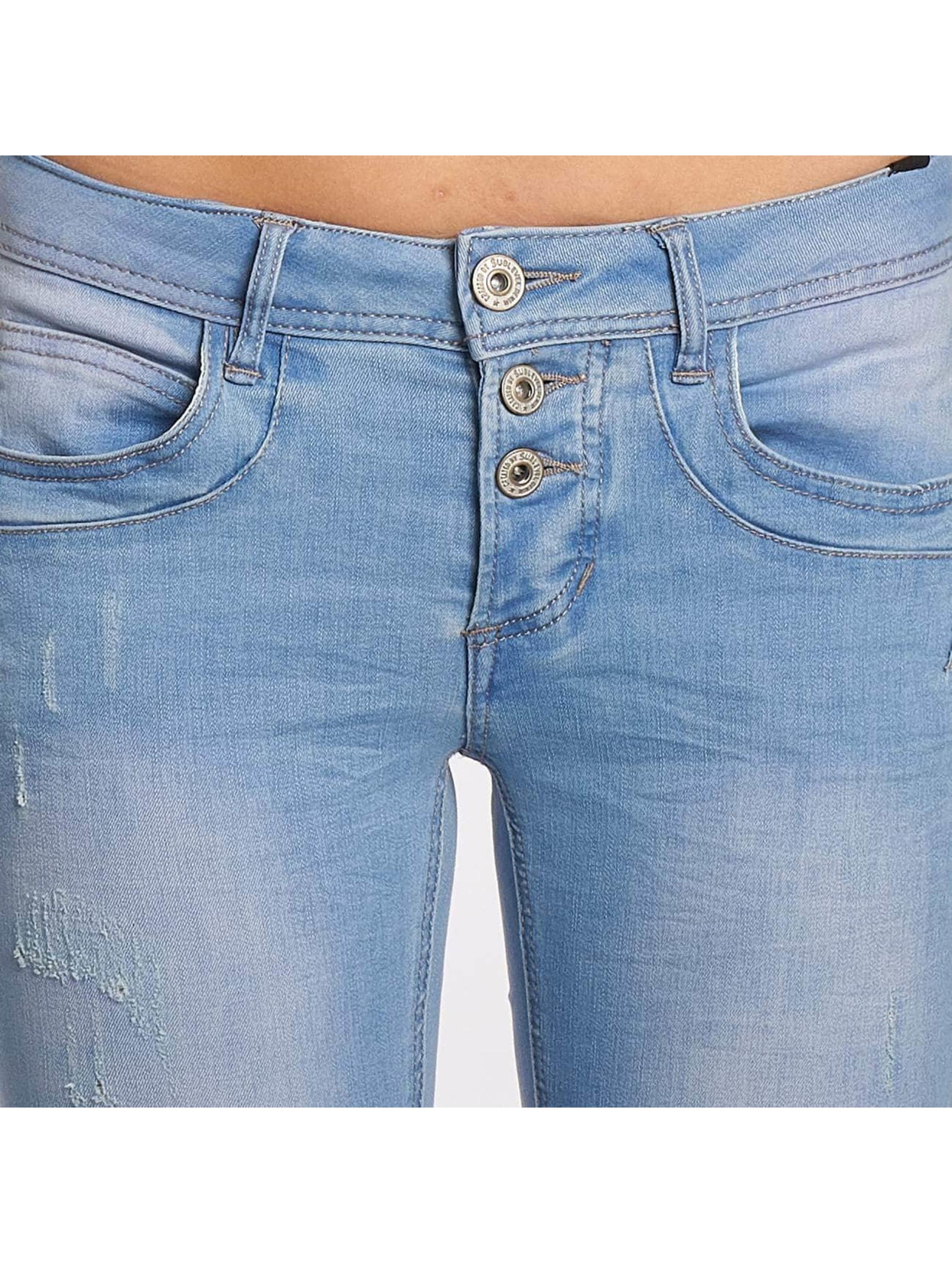 Sublevel Skinny jeans Scala blauw