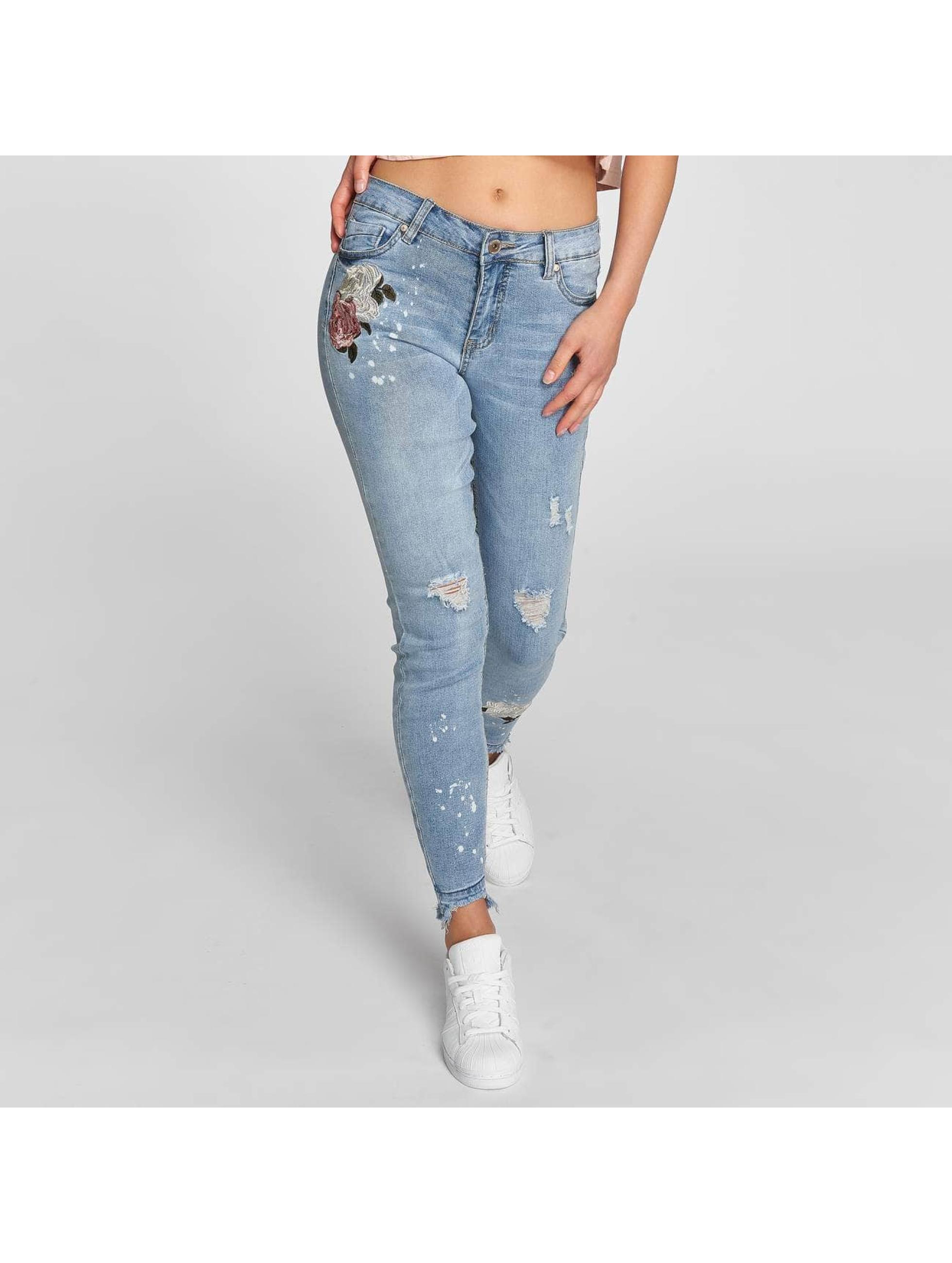 Sublevel Skinny Jeans Skinny niebieski