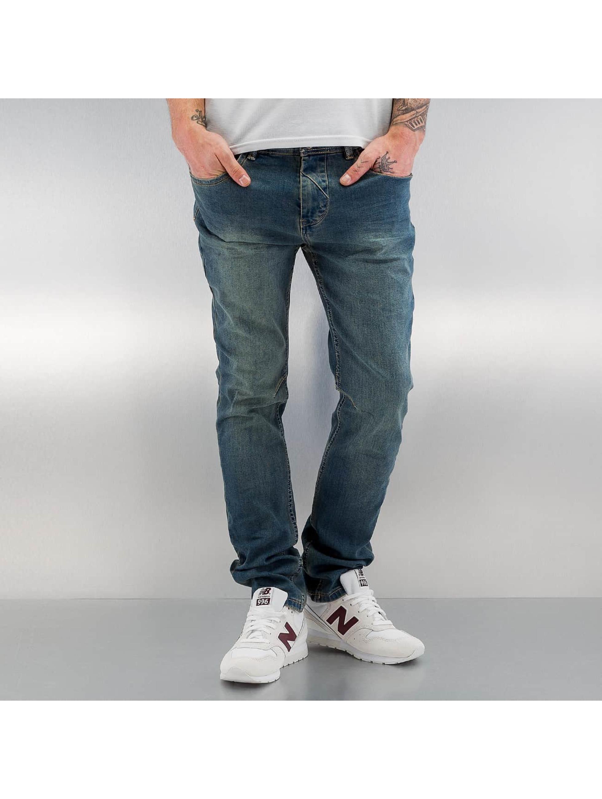 sublevel herren straight fit jeans x tra in blau 312328. Black Bedroom Furniture Sets. Home Design Ideas