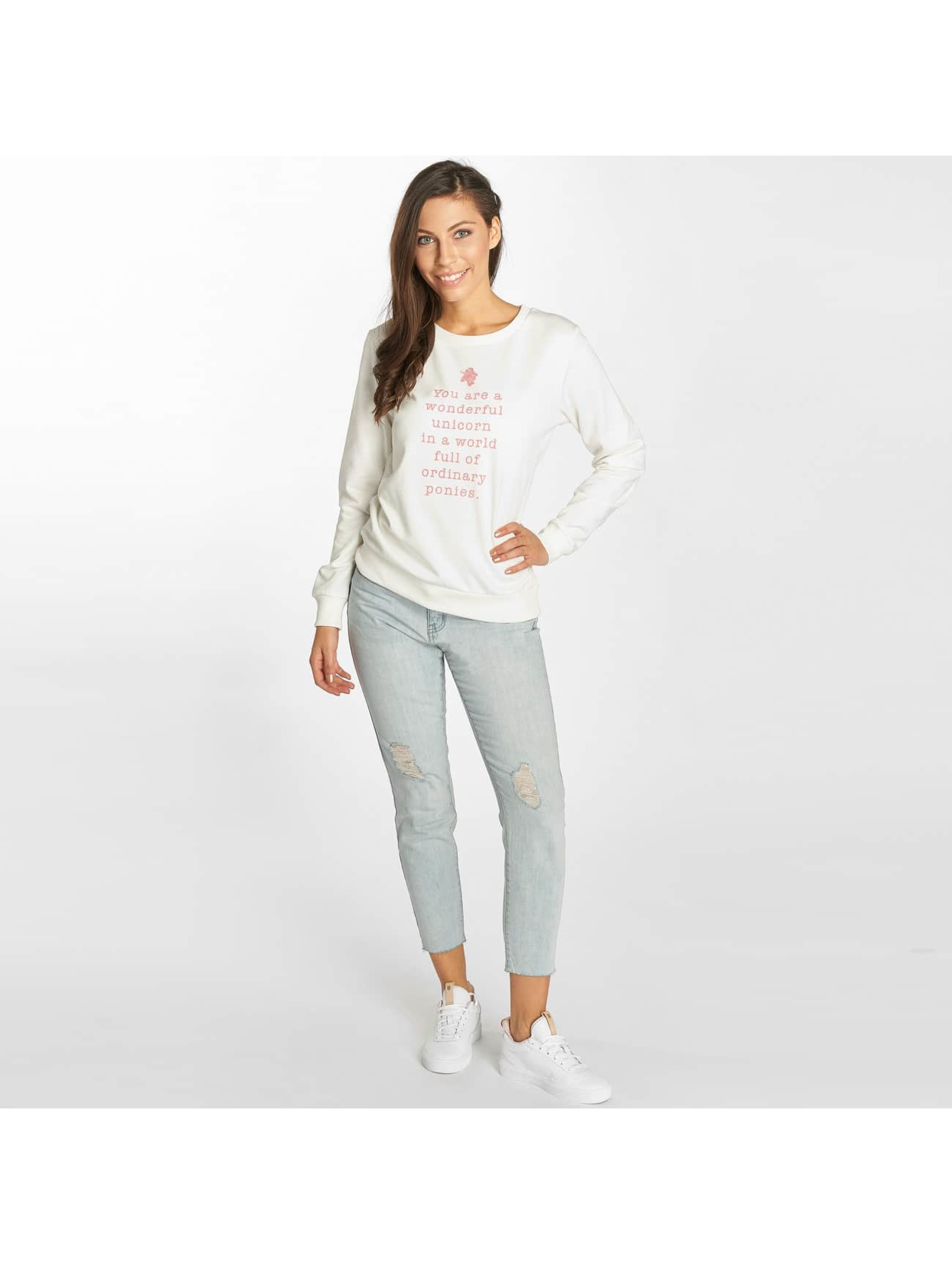 Sublevel Sweat & Pull Ponies blanc