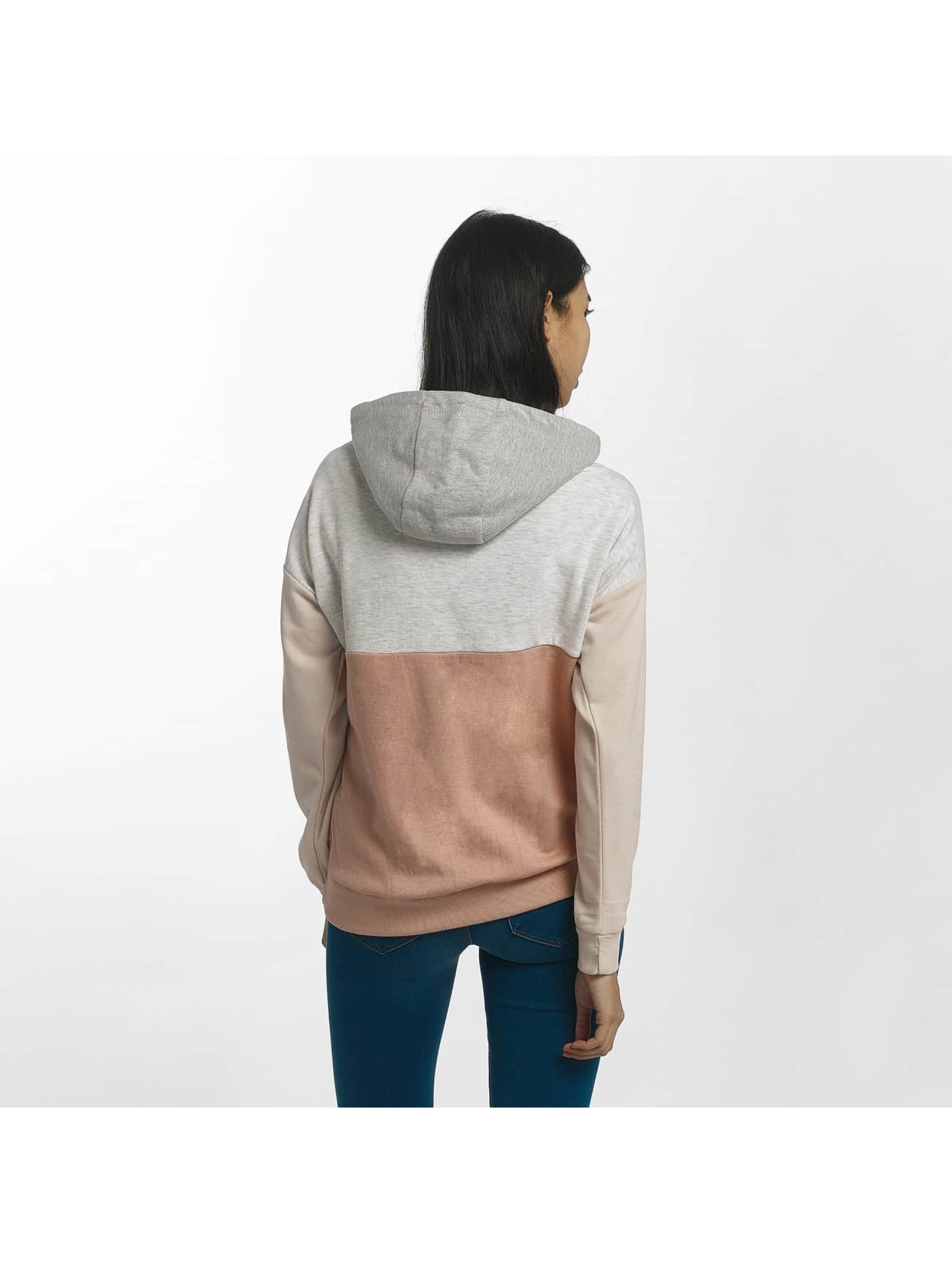 Sublevel Sweat capuche Blocky rose