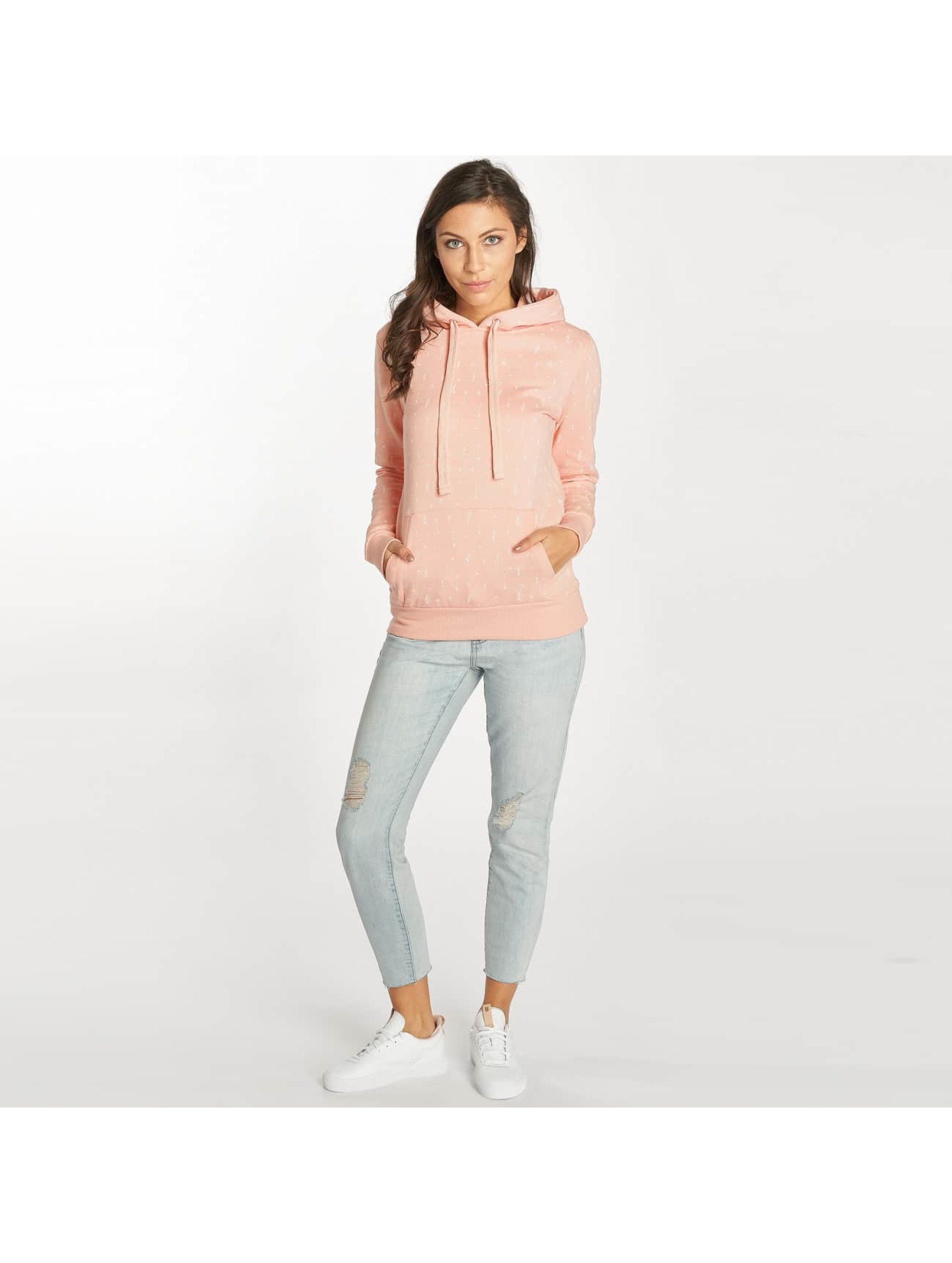 Sublevel Sweat capuche Feder rose