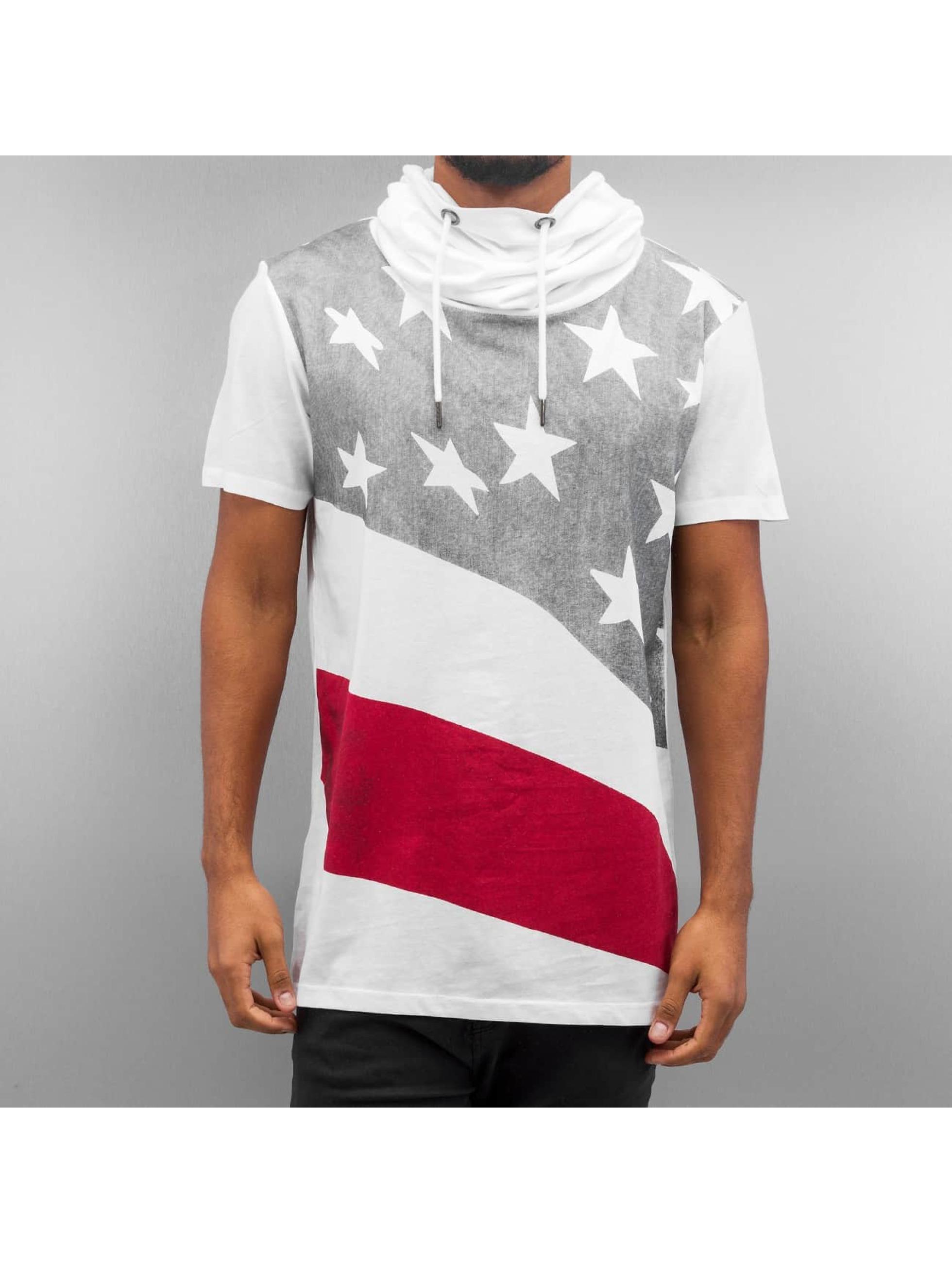 Sublevel T-paidat Chris valkoinen