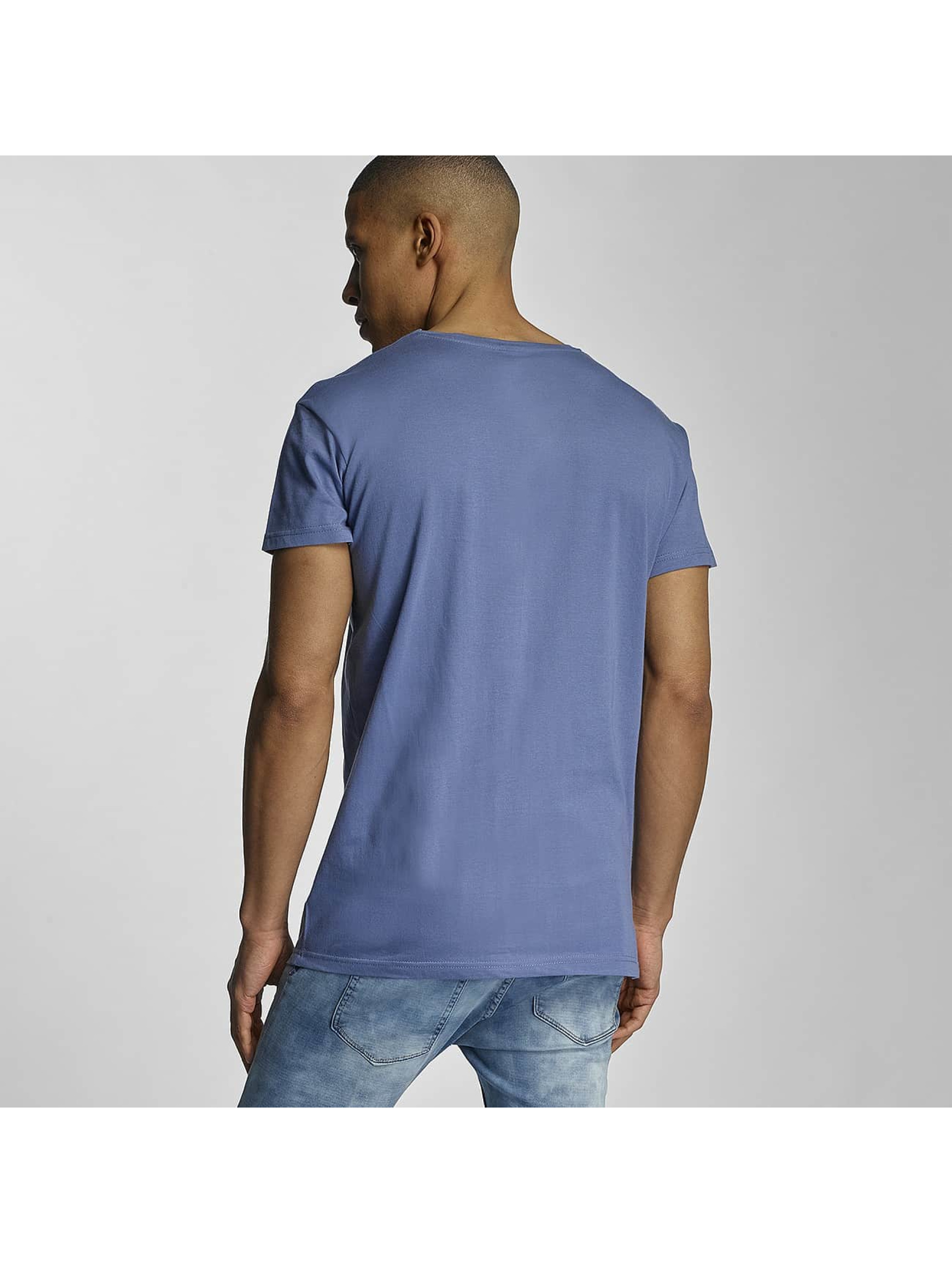 Sublevel T-Shirt Sound of Freedom blau