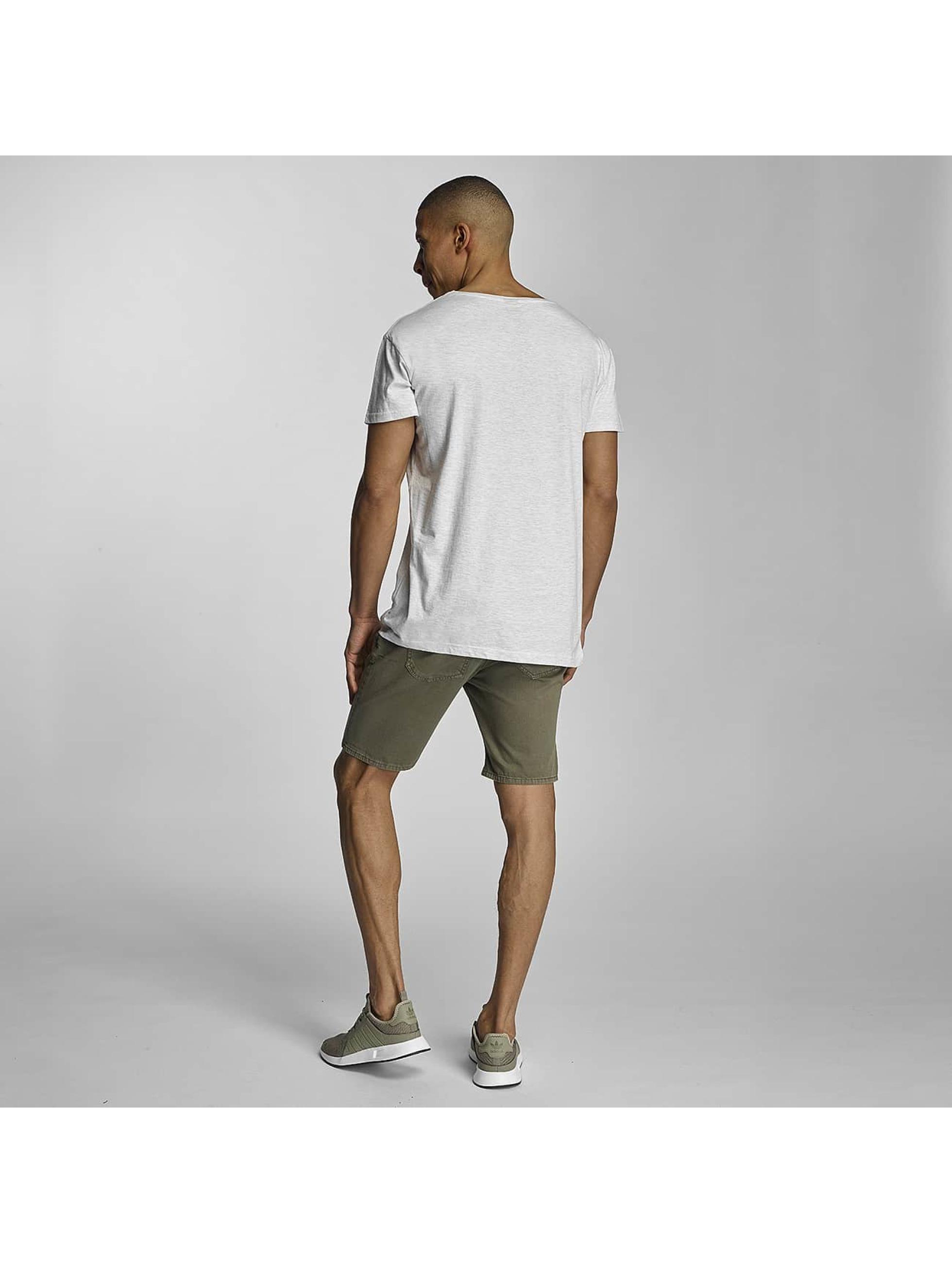 Sublevel T-Shirt like a boss gray