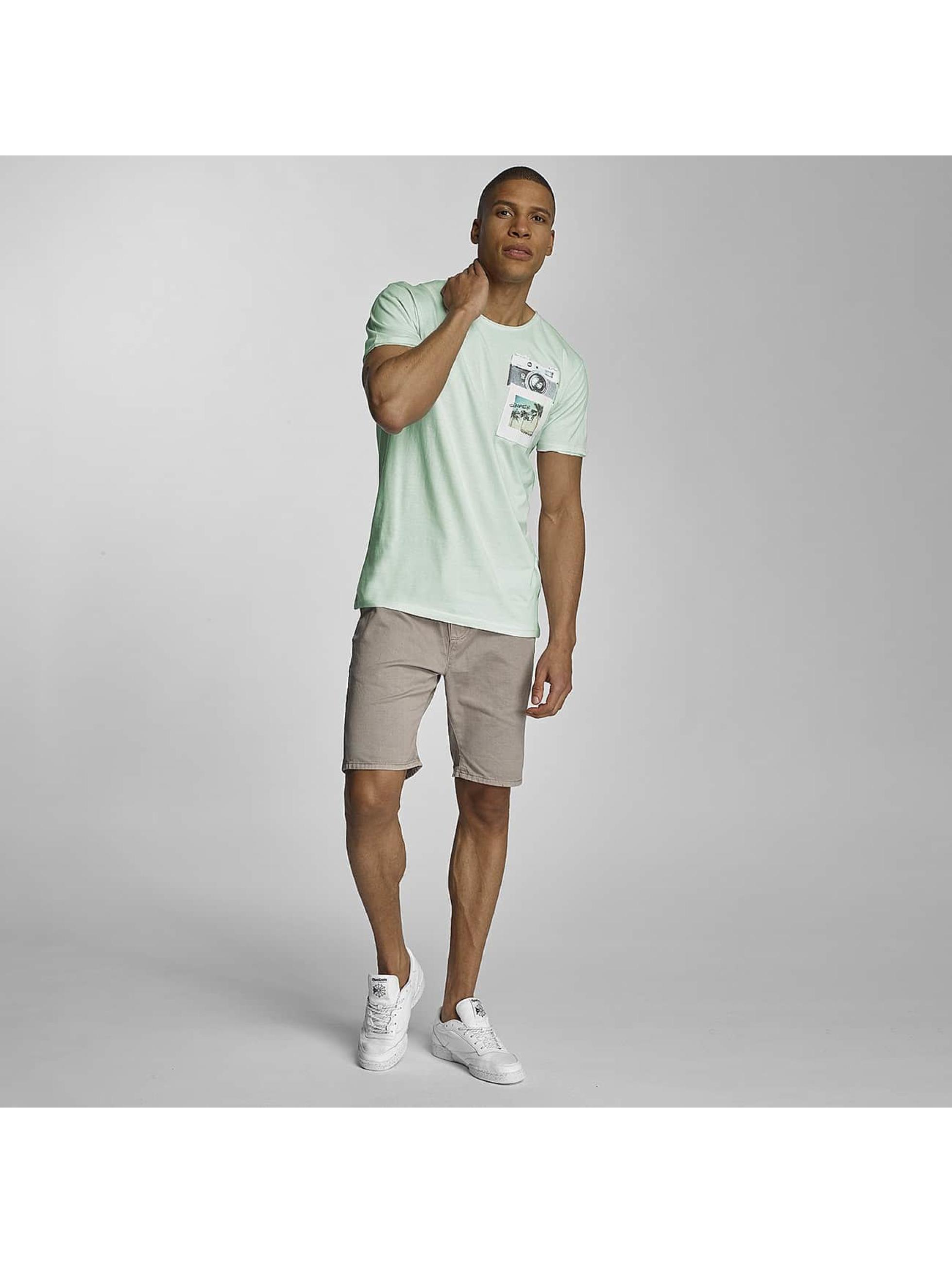 Sublevel T-Shirt Summer Vibes Only grün