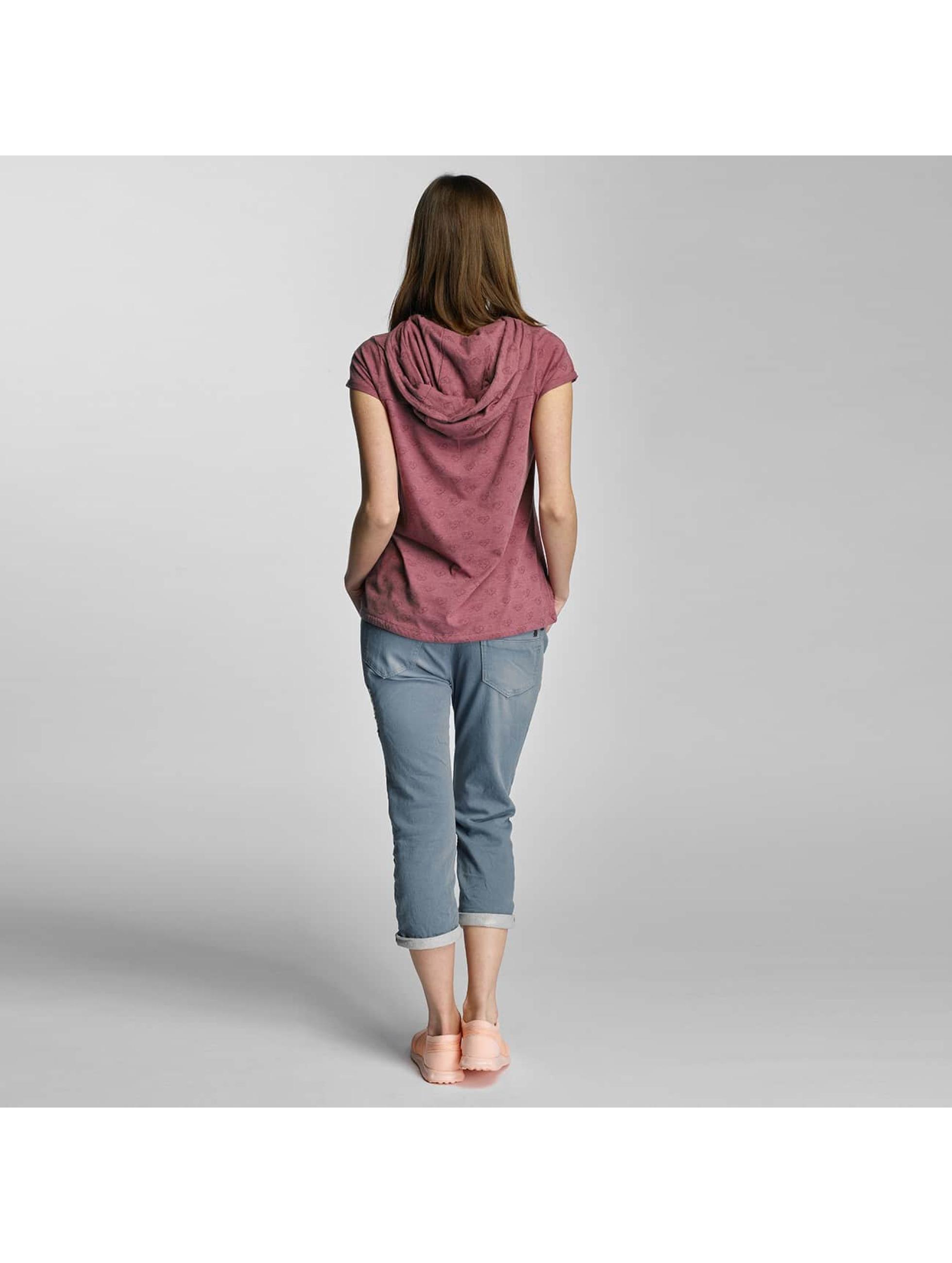Sublevel T-Shirt Hearts rosa