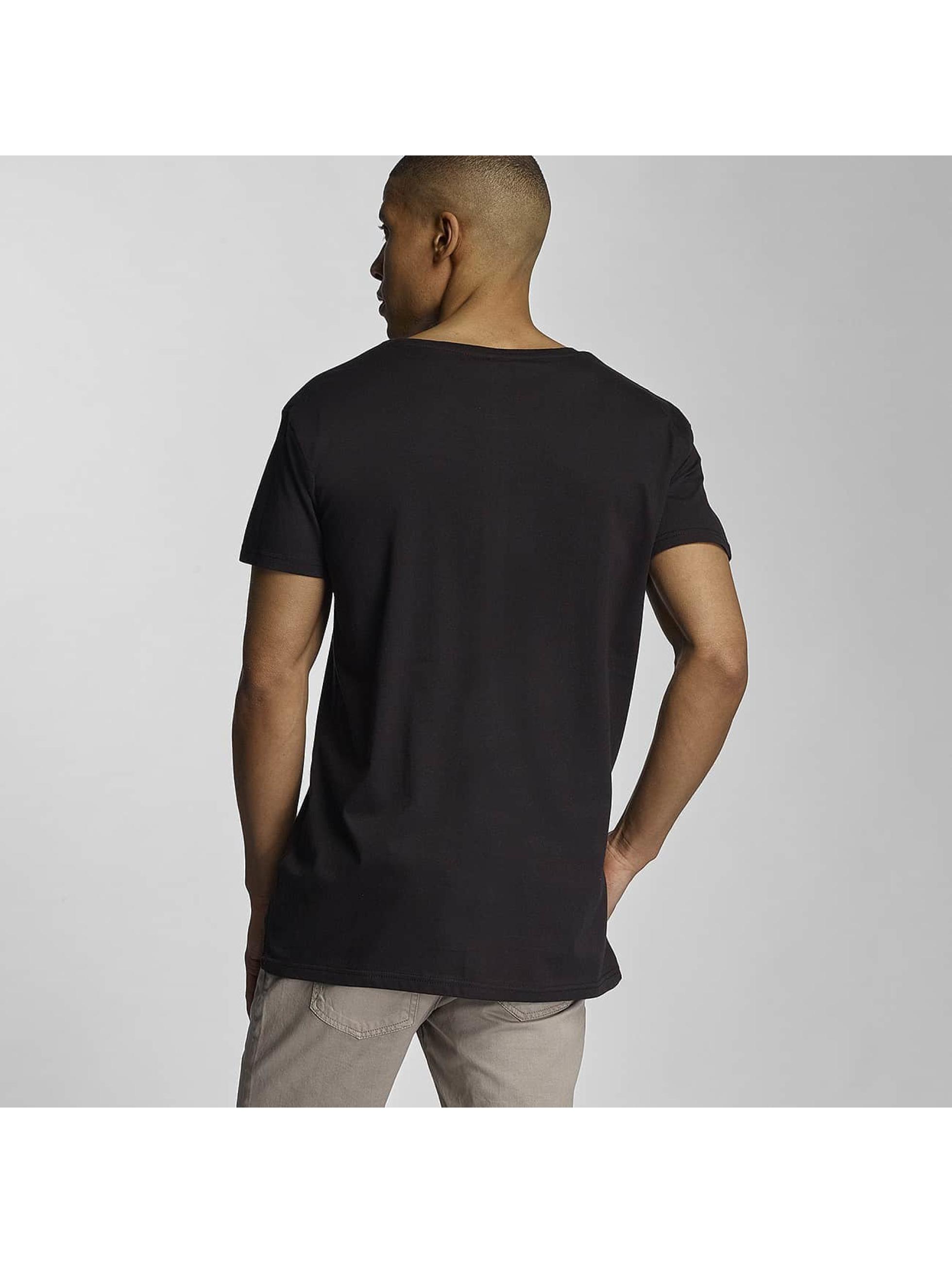 Sublevel T-Shirt like a boss schwarz