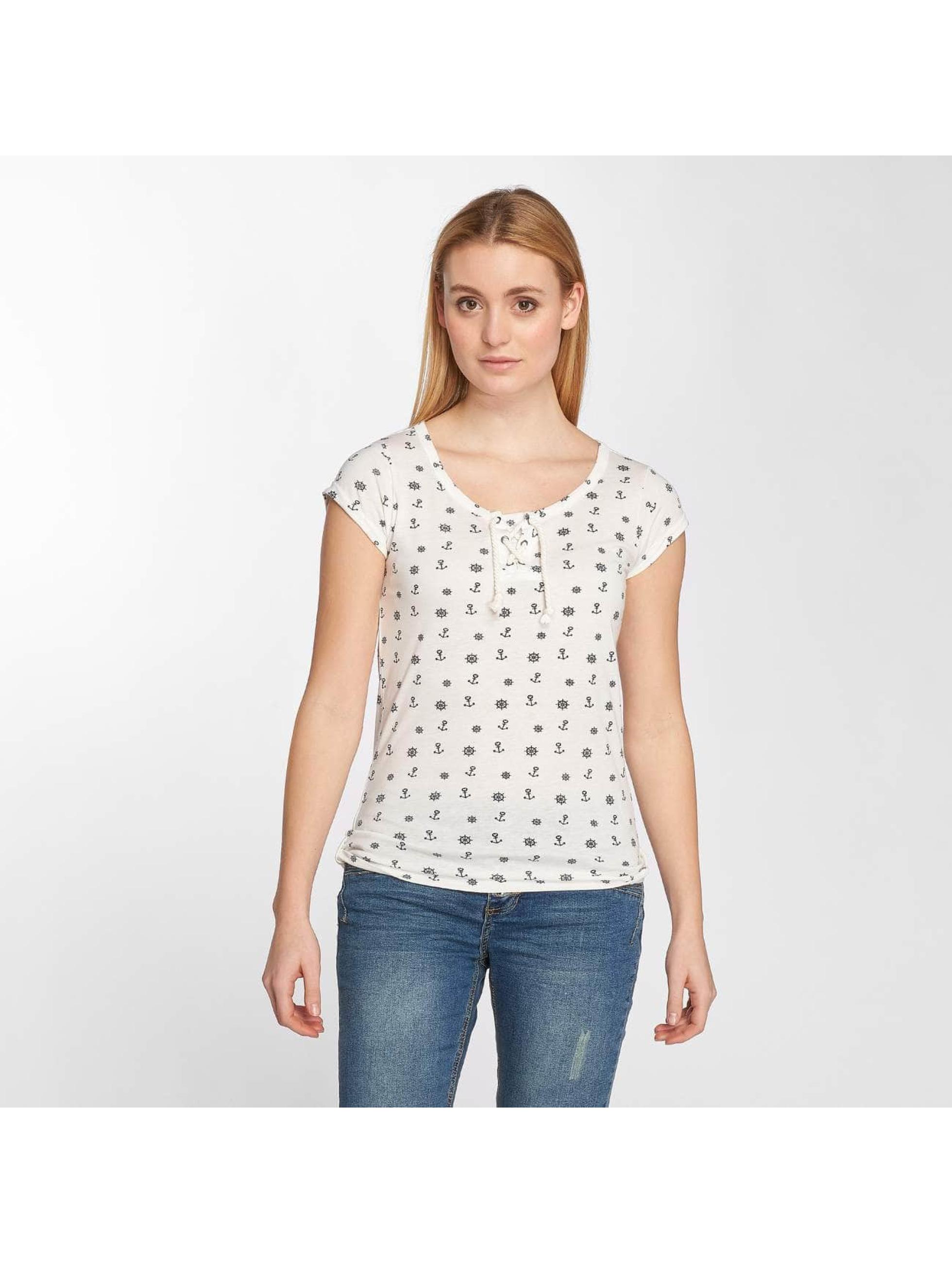 Sublevel T-Shirt SAILOR weiß