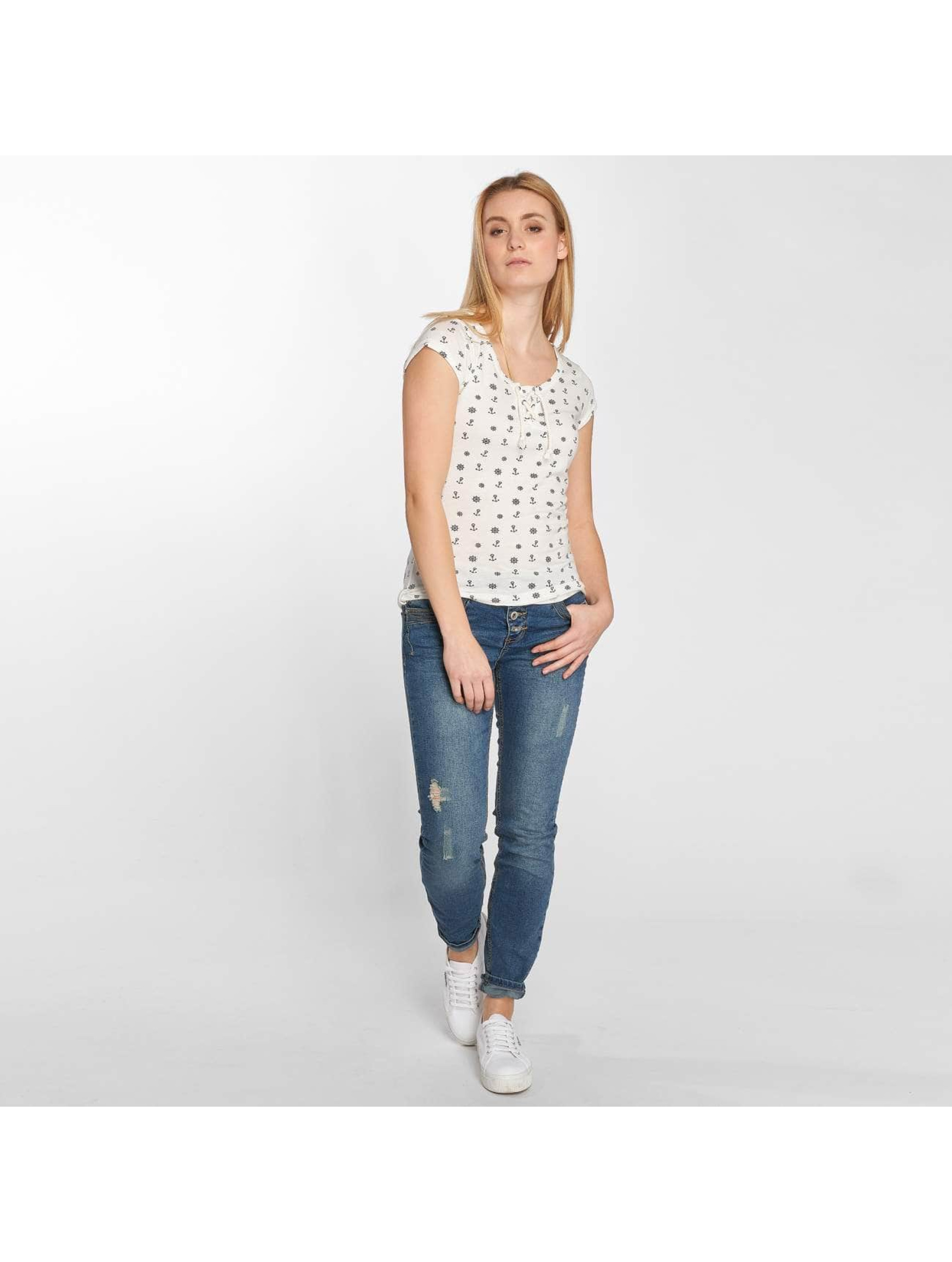 Sublevel T-skjorter SAILOR hvit