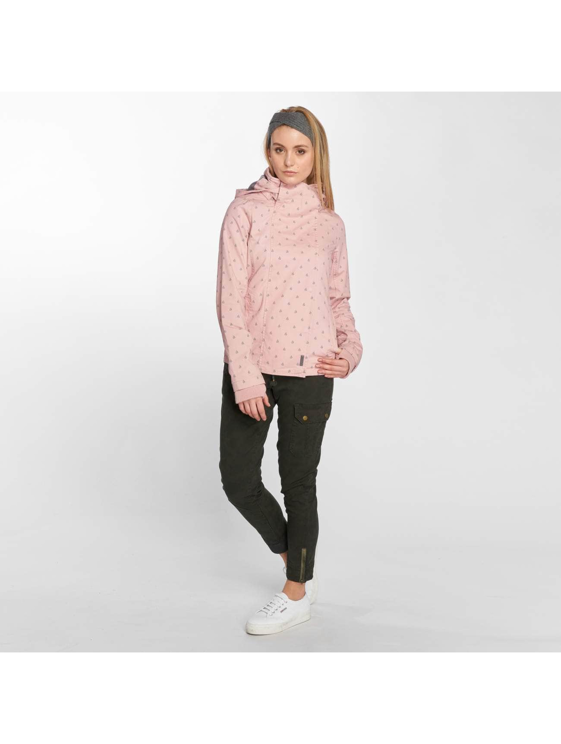 Sublevel Transitional Jackets Hooded rosa