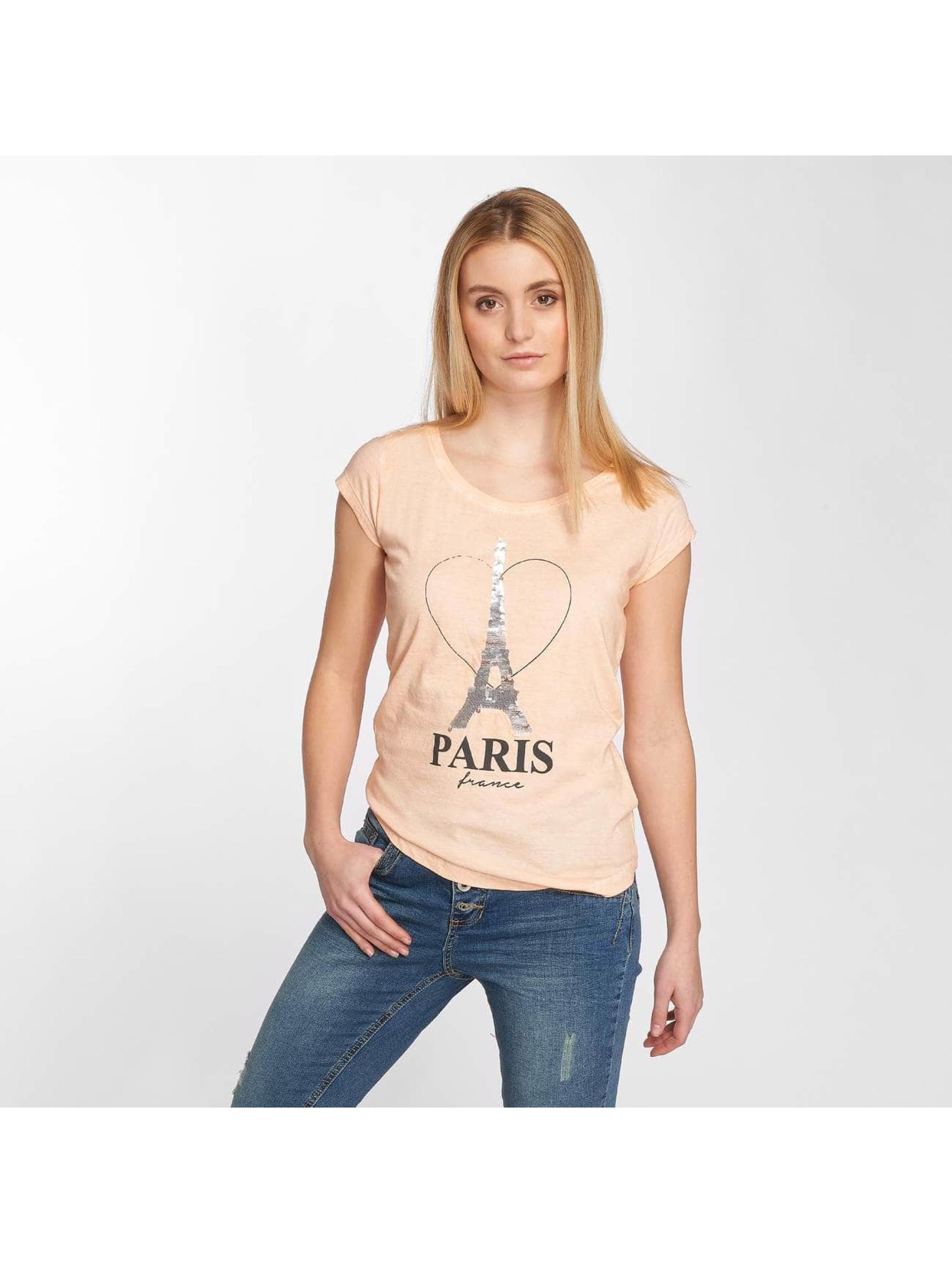 Sublevel Tričká PARIS ružová