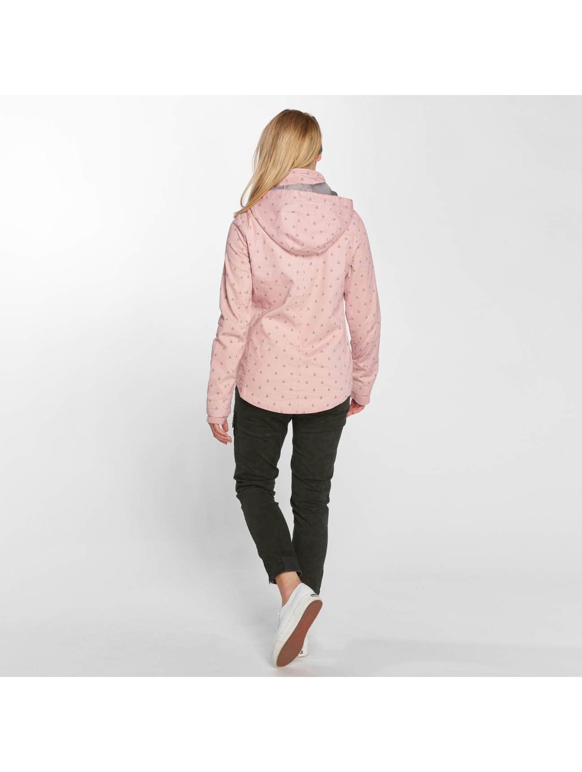 Sublevel Übergangsjacke Hooded rosa
