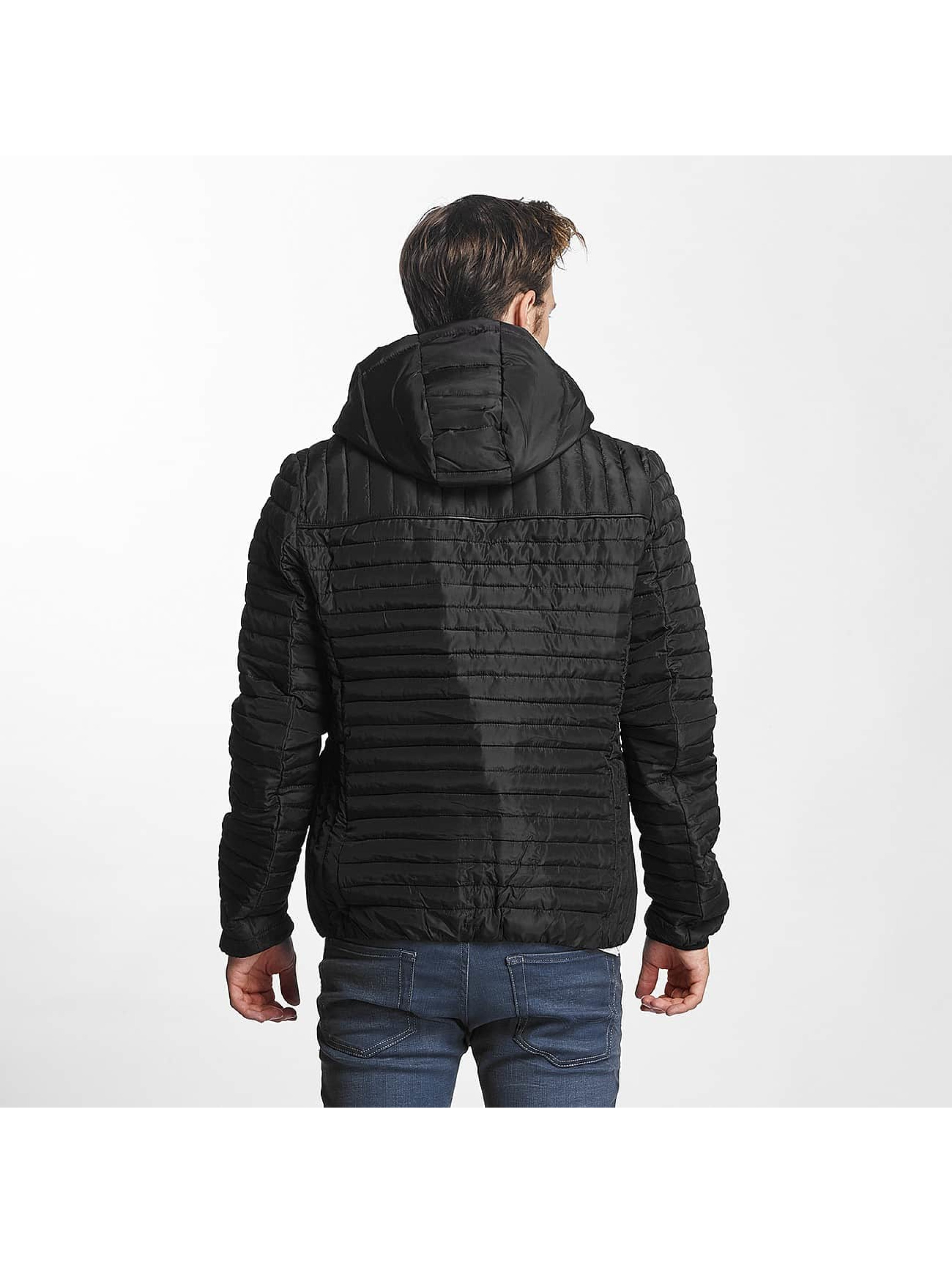 Sublevel Winter Jacket Quilt black