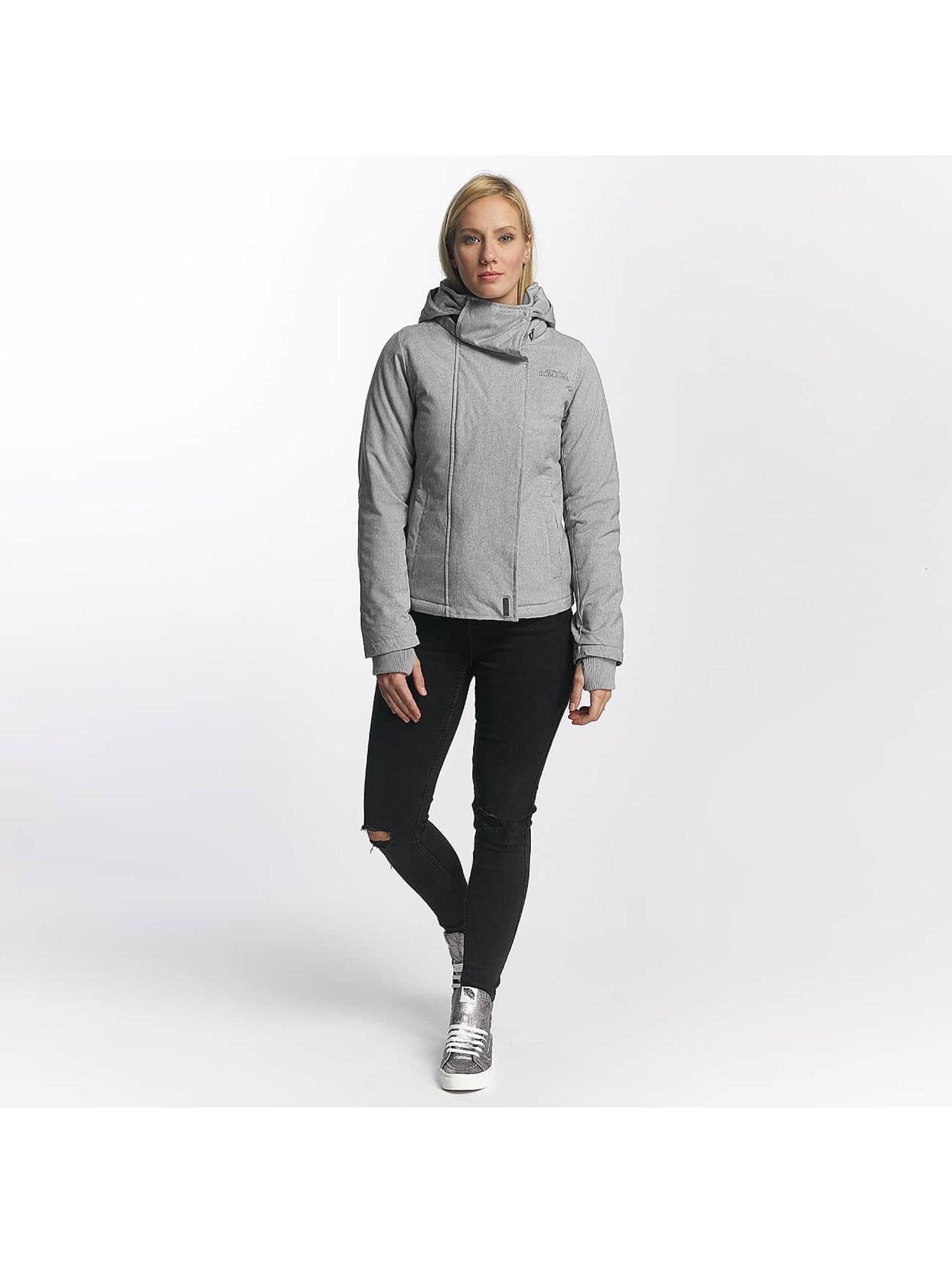 Sublevel Winter Jacket Jacket Pencil grey