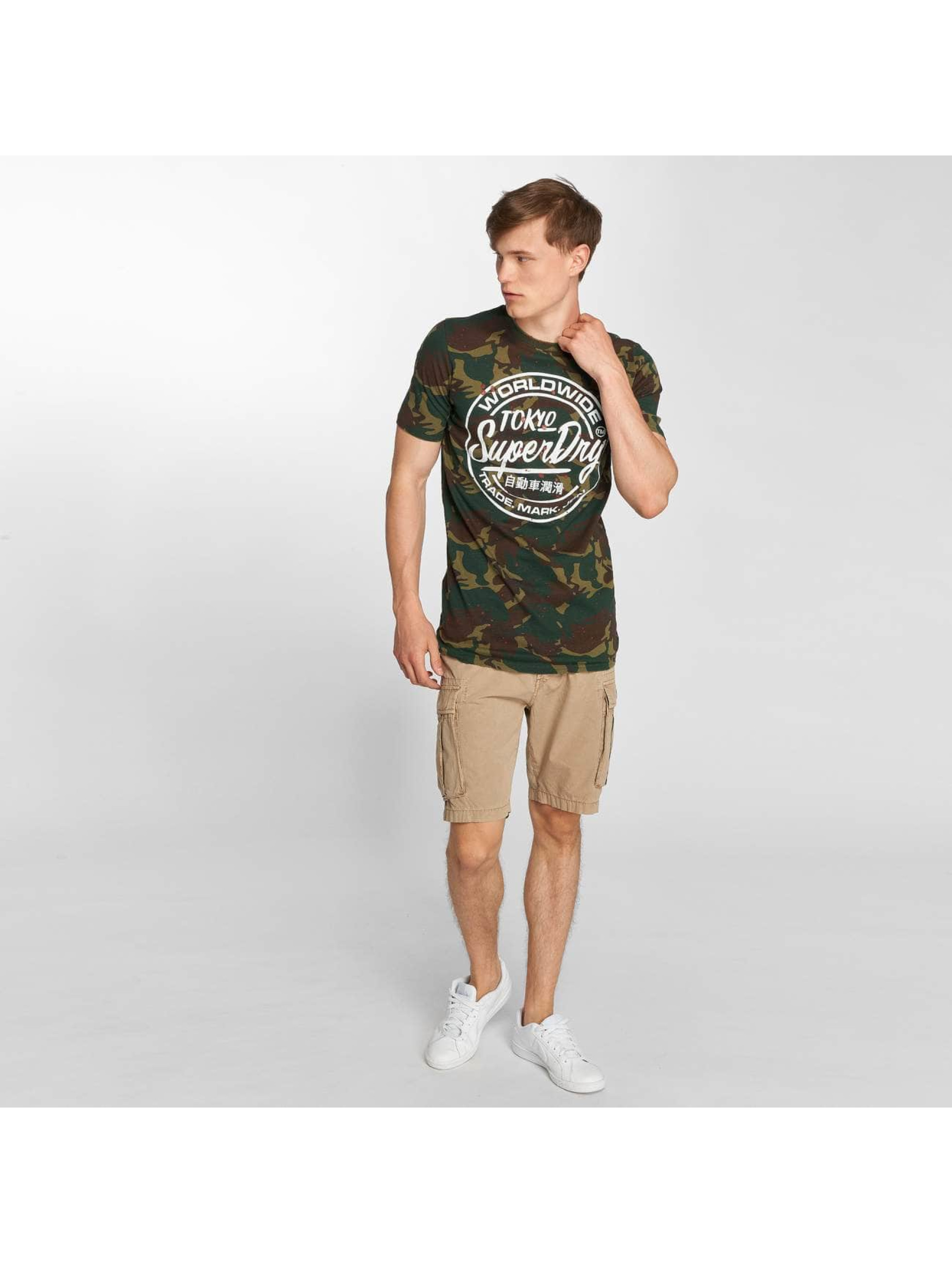 Superdry Short Core Lite Ripstop beige
