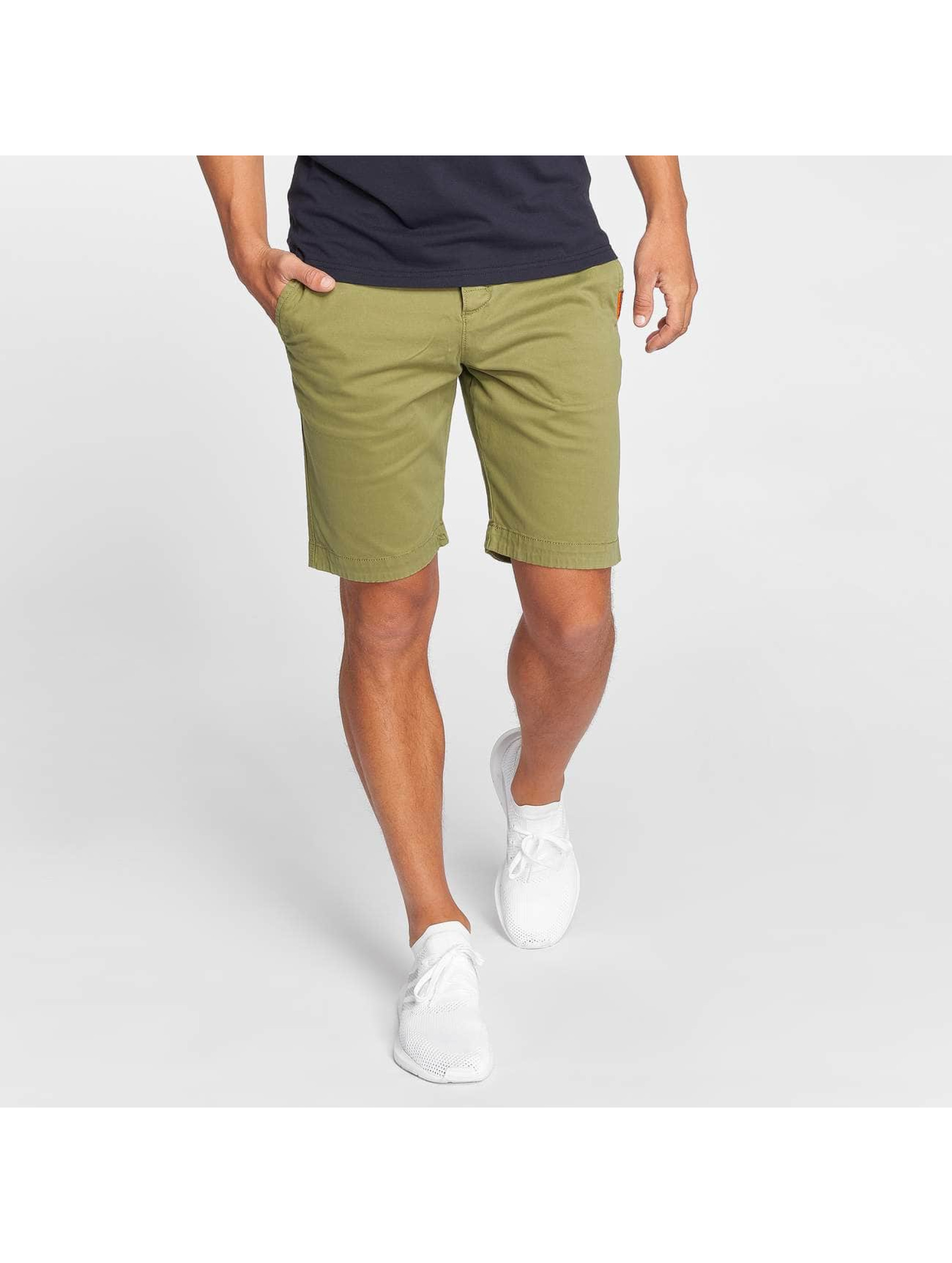 Superdry Short International Chino vert