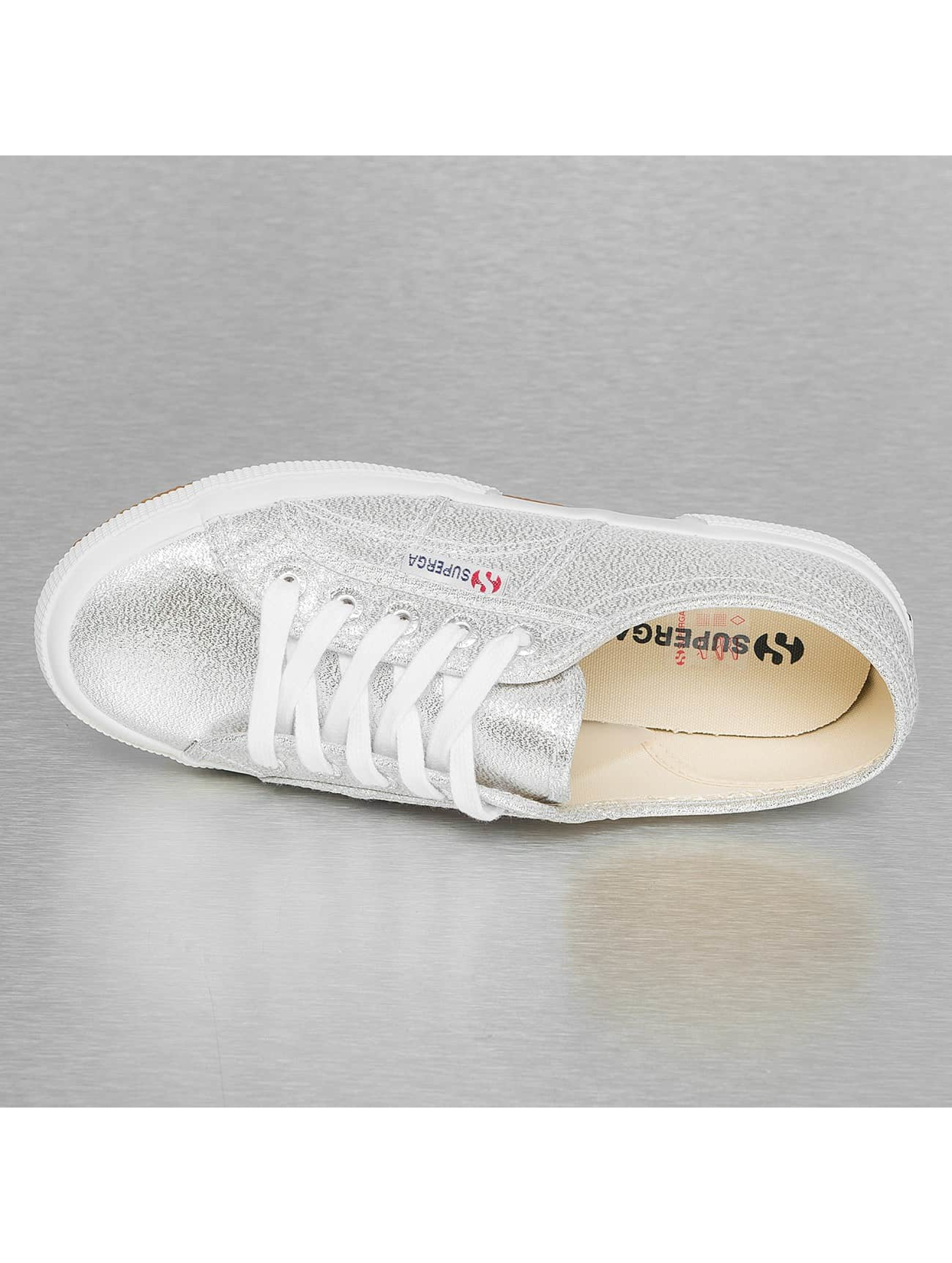 Superga Sneaker 2750 Lamew silberfarben